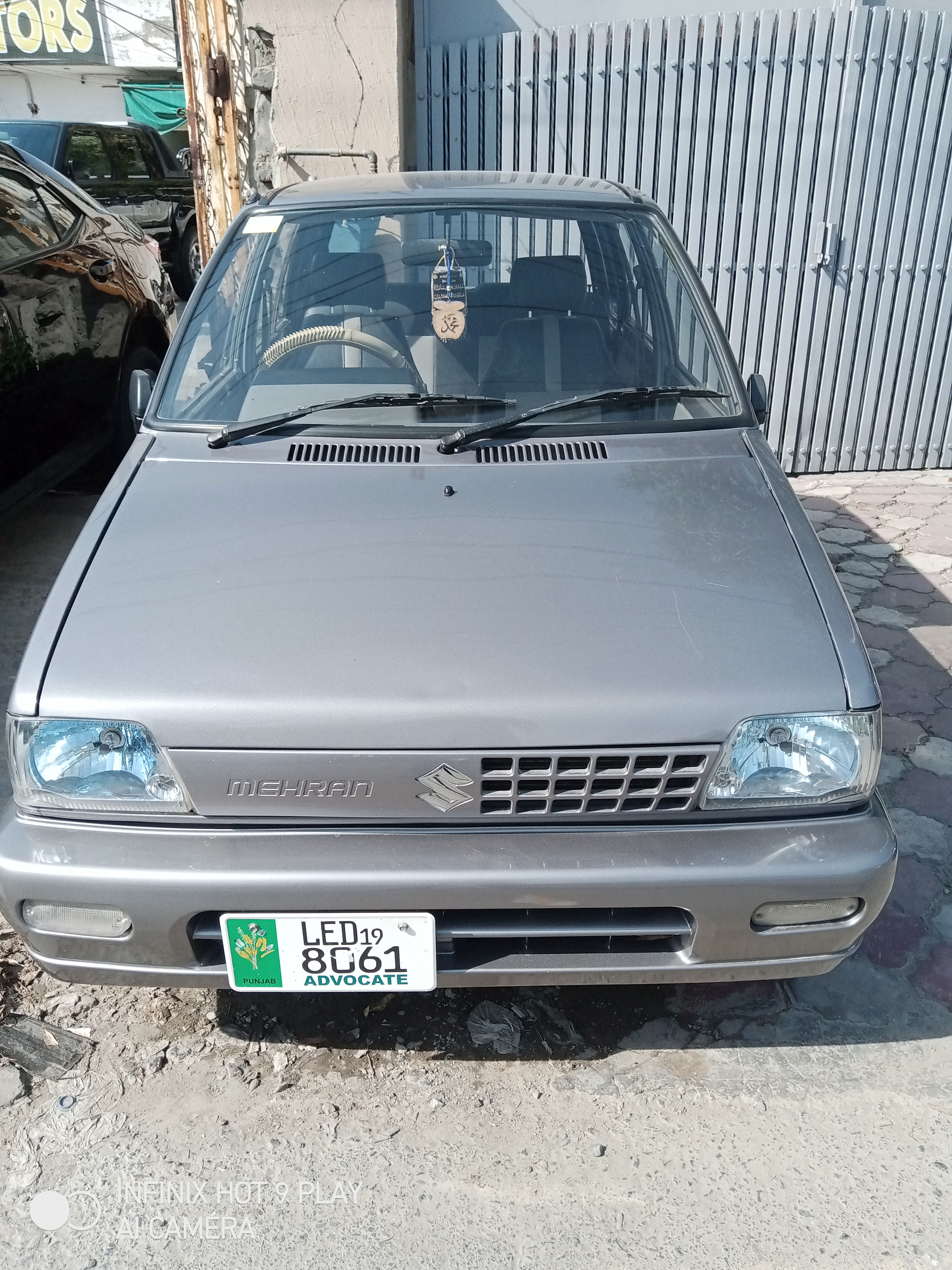 Suzuki Mehran VXR 2018