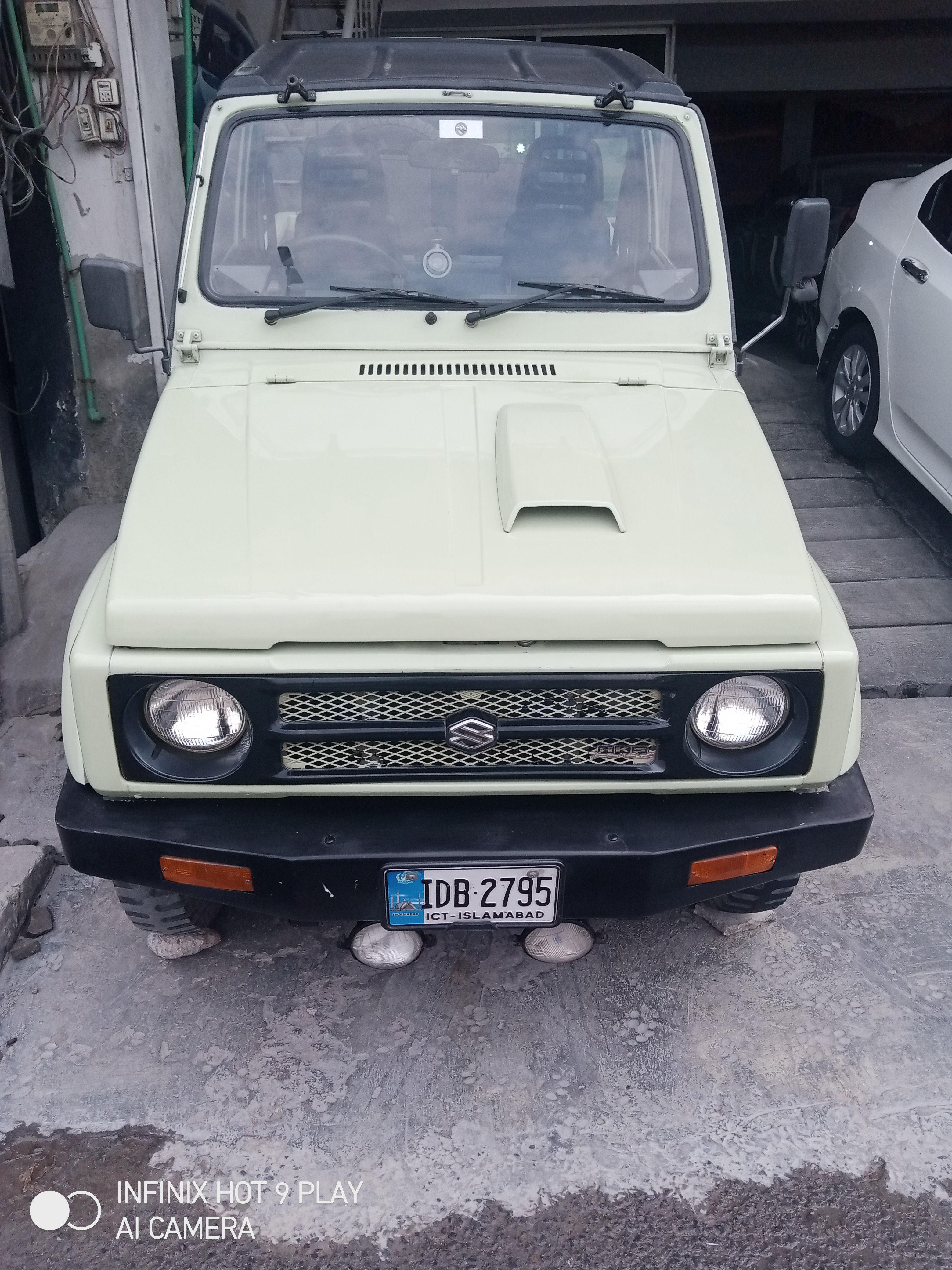 Suzuki Potohar 4WD 1987