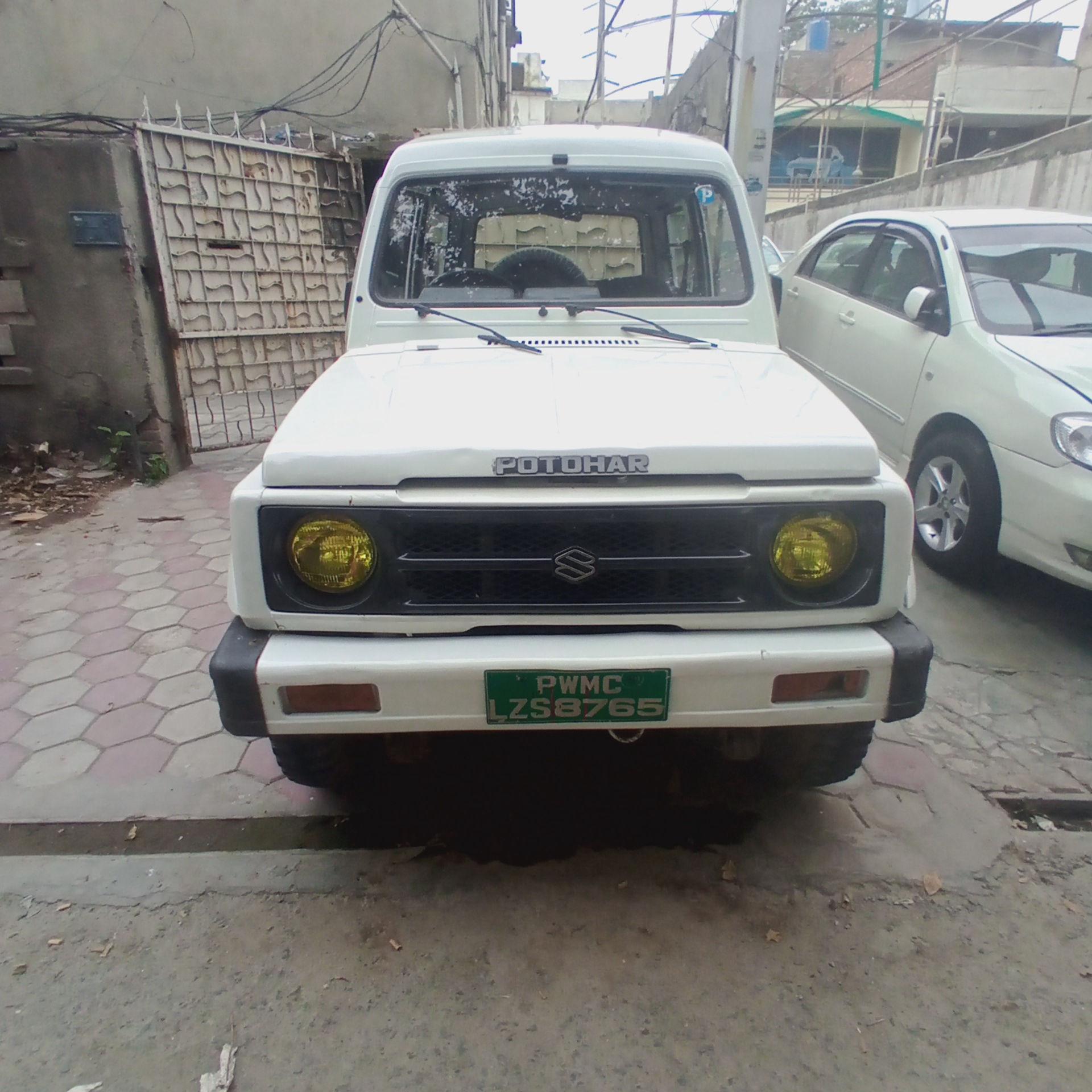 Suzuki Potohar 4WD 2005