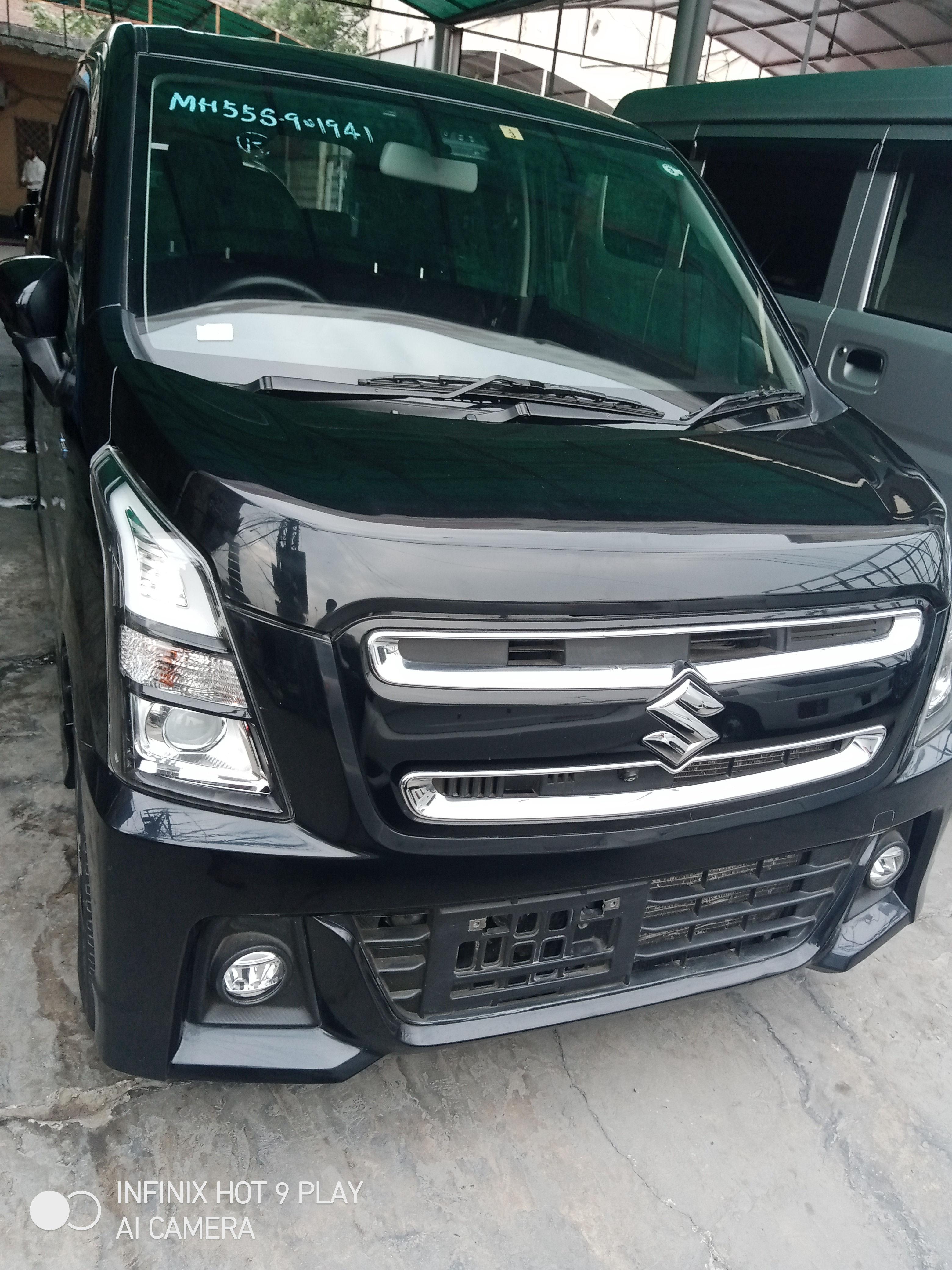 Suzuki Wagon R Stingray T 2018
