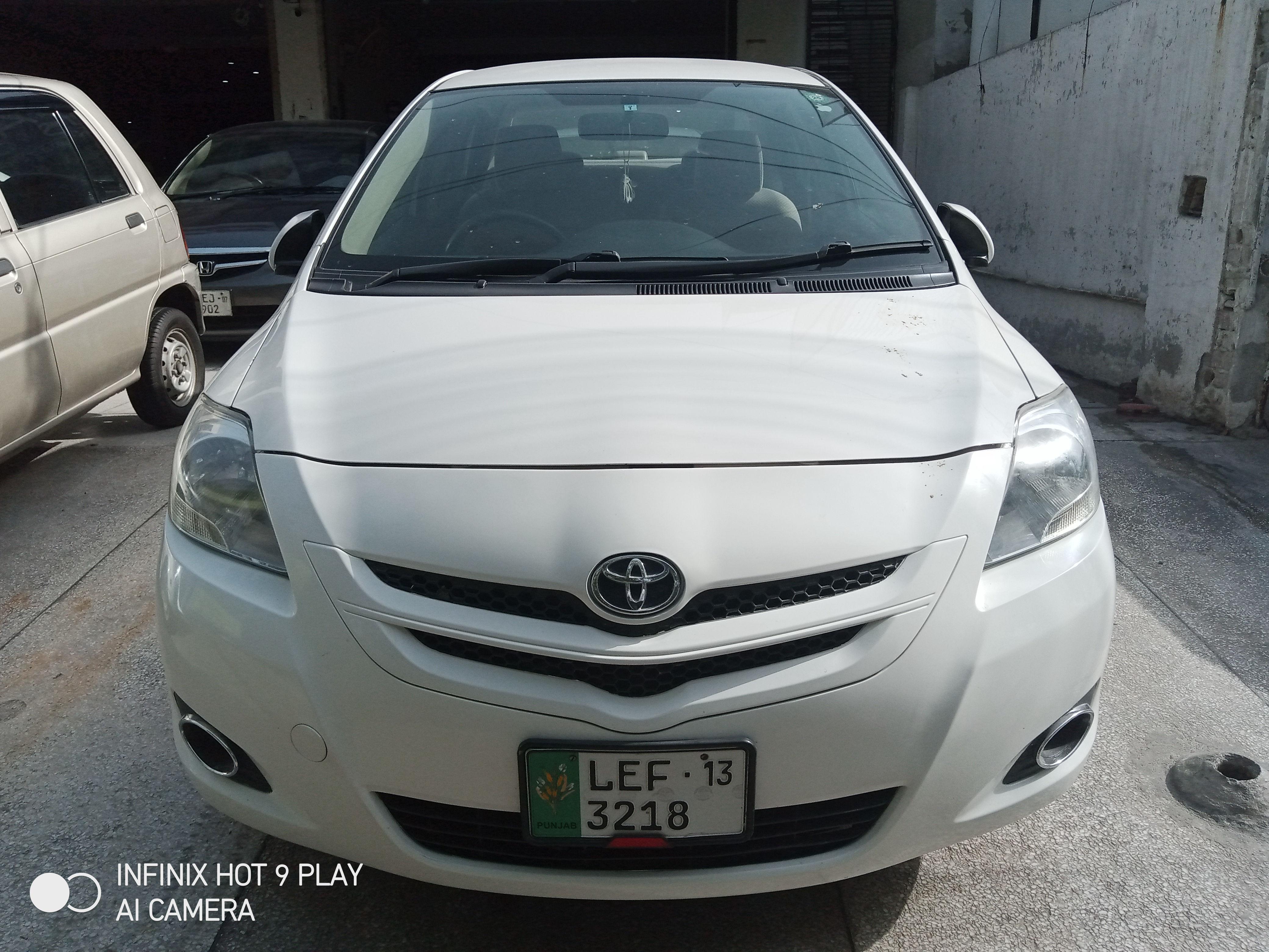 Toyota Belta X 1.0 2008