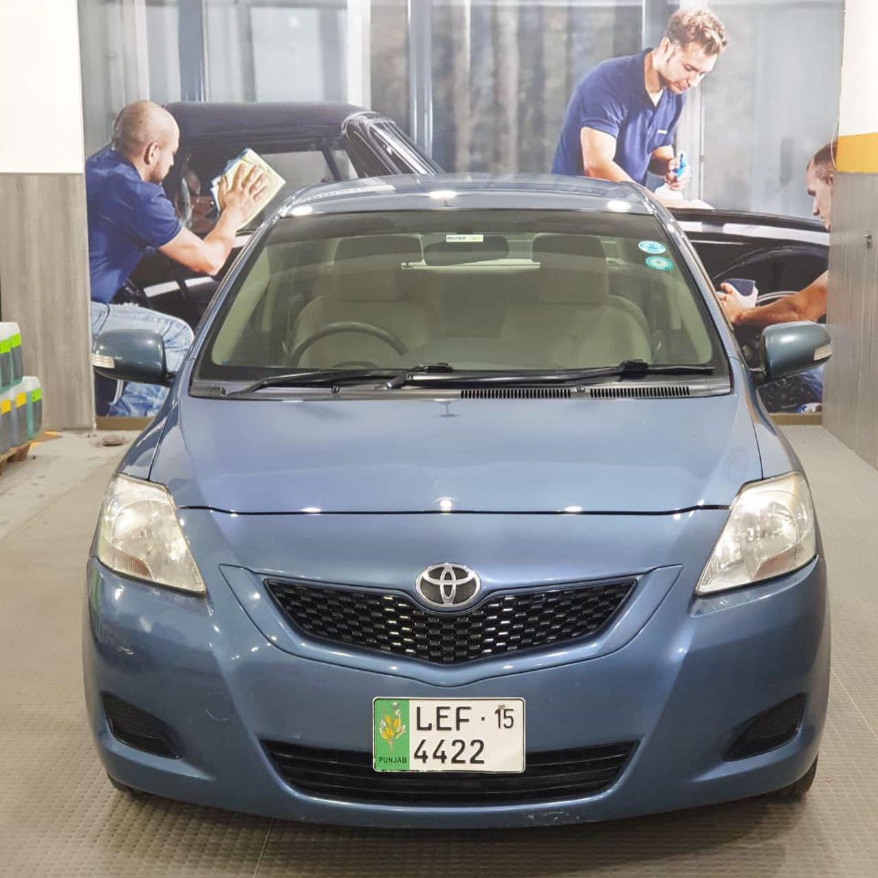 Toyota Belta X 1.0 2010