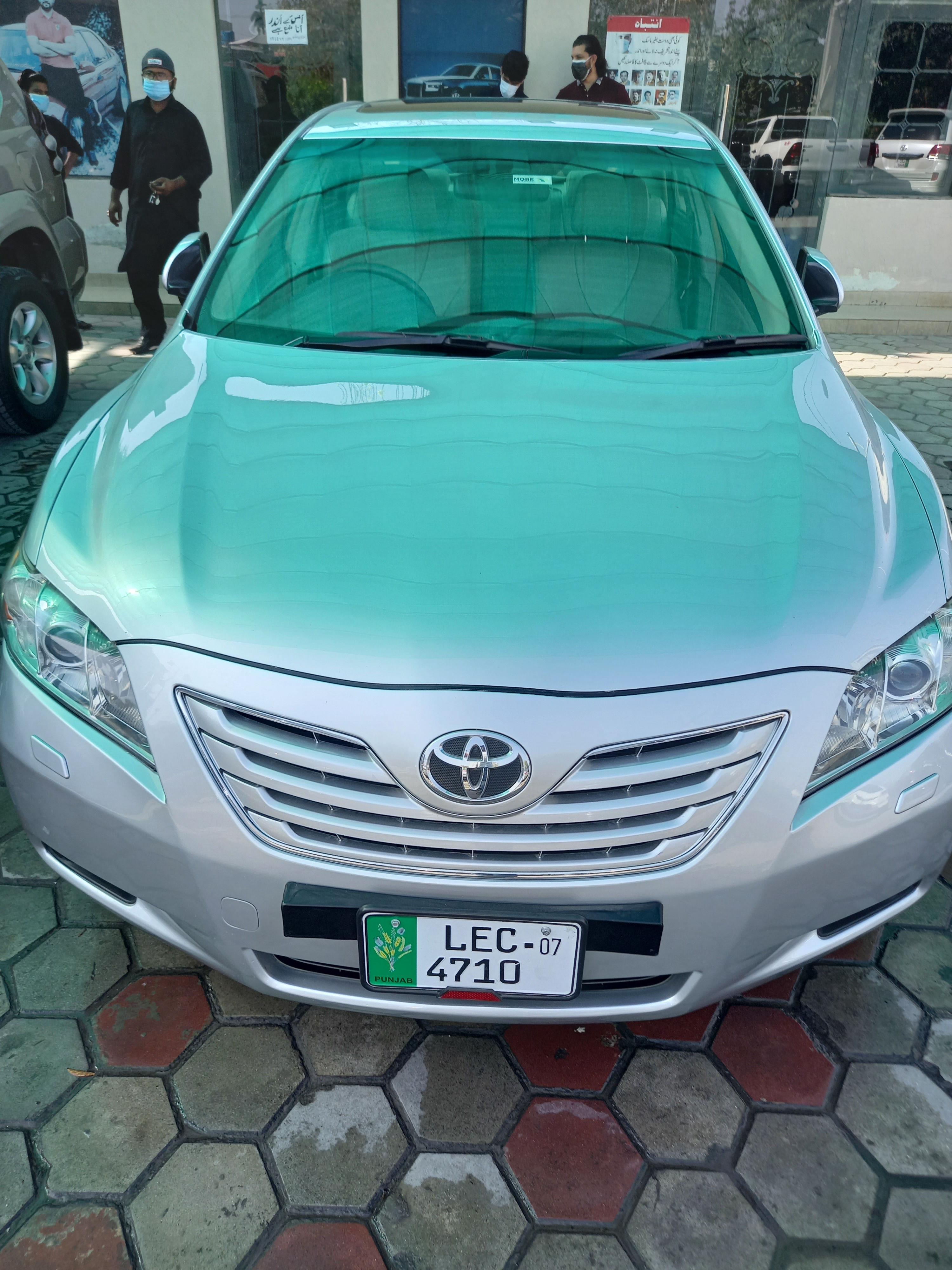 Toyota Camry G