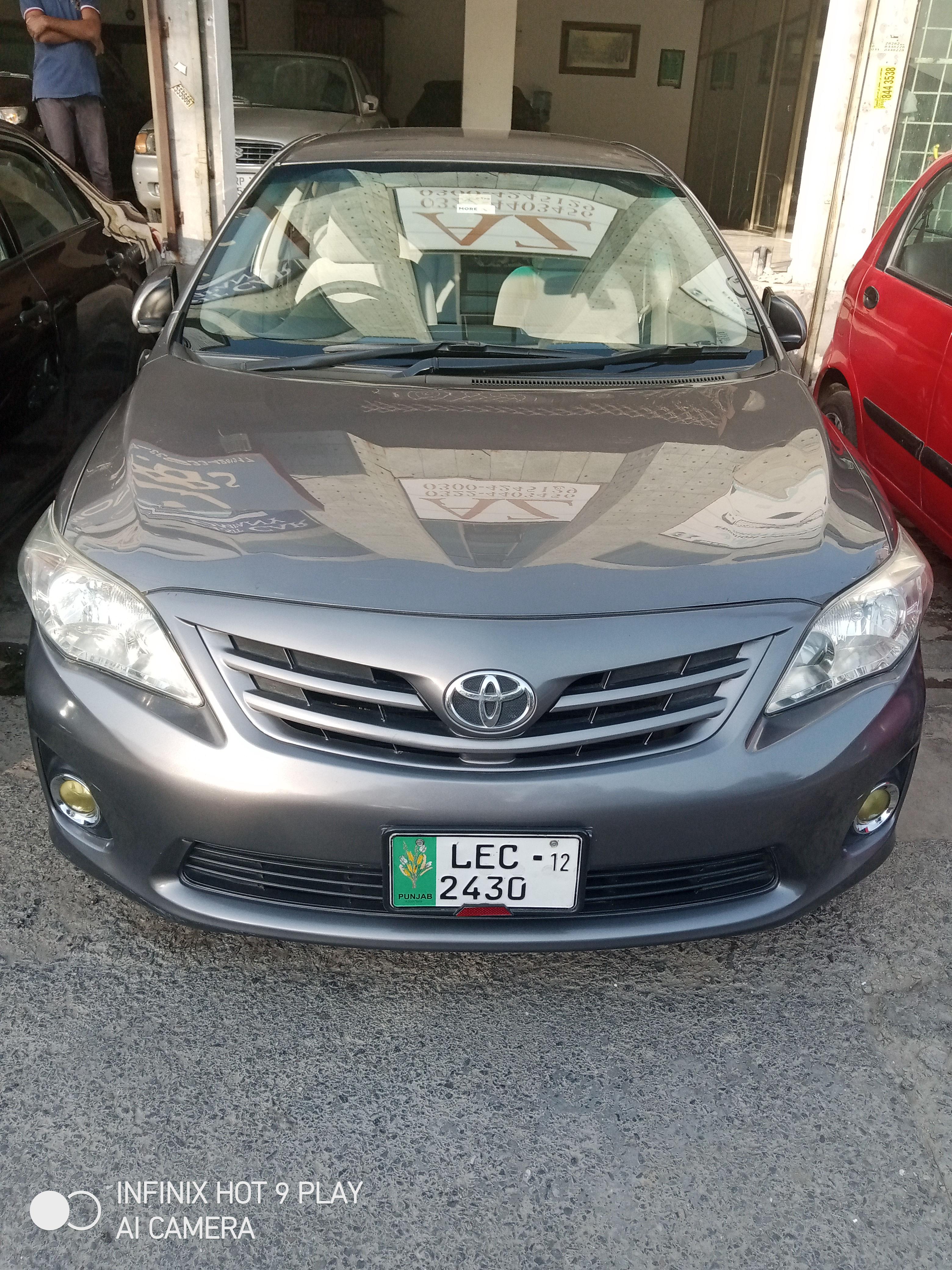 Toyota Corolla Altis 1.6 2012