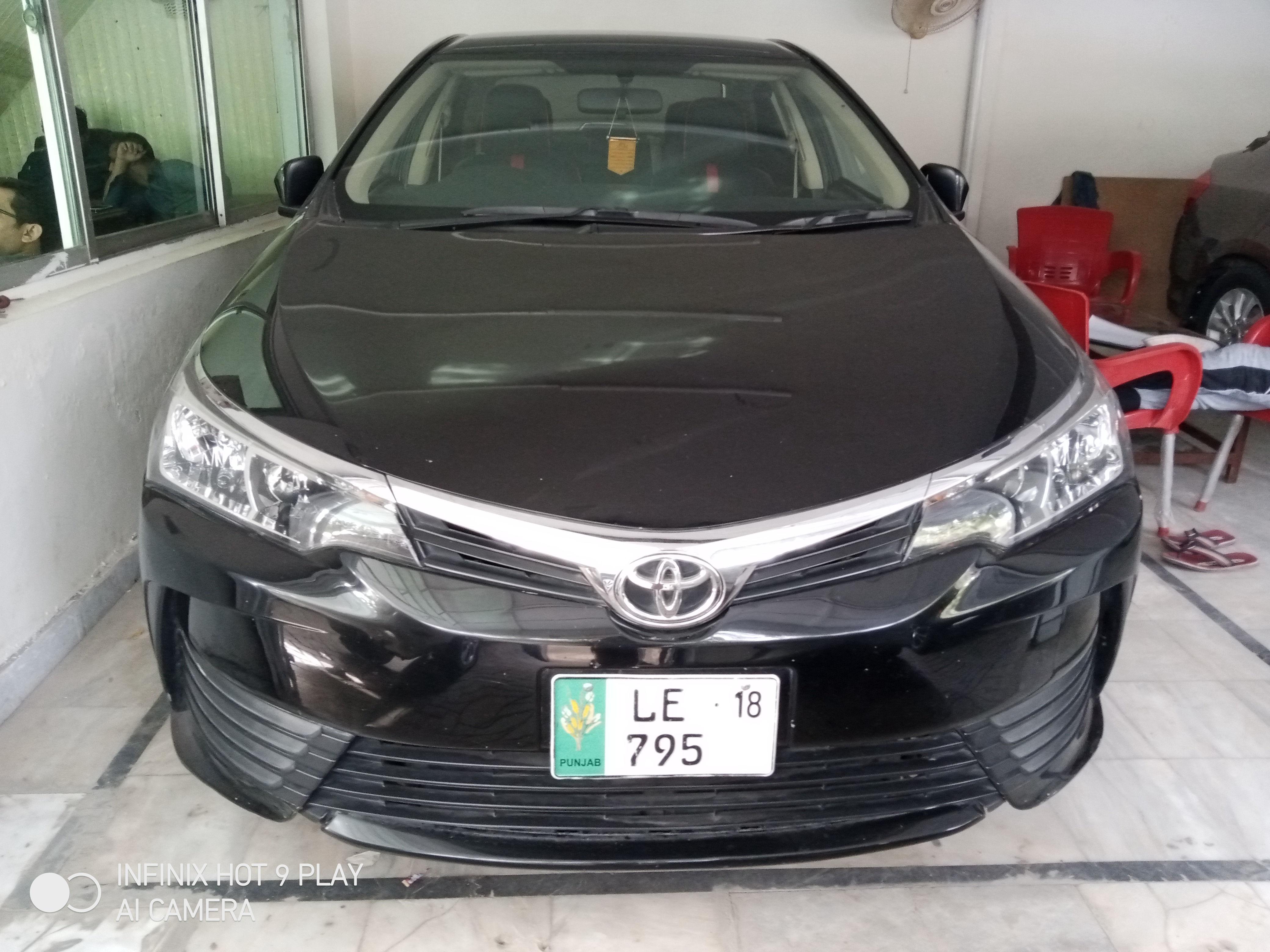 Toyota Corolla Altis 1.6 2017