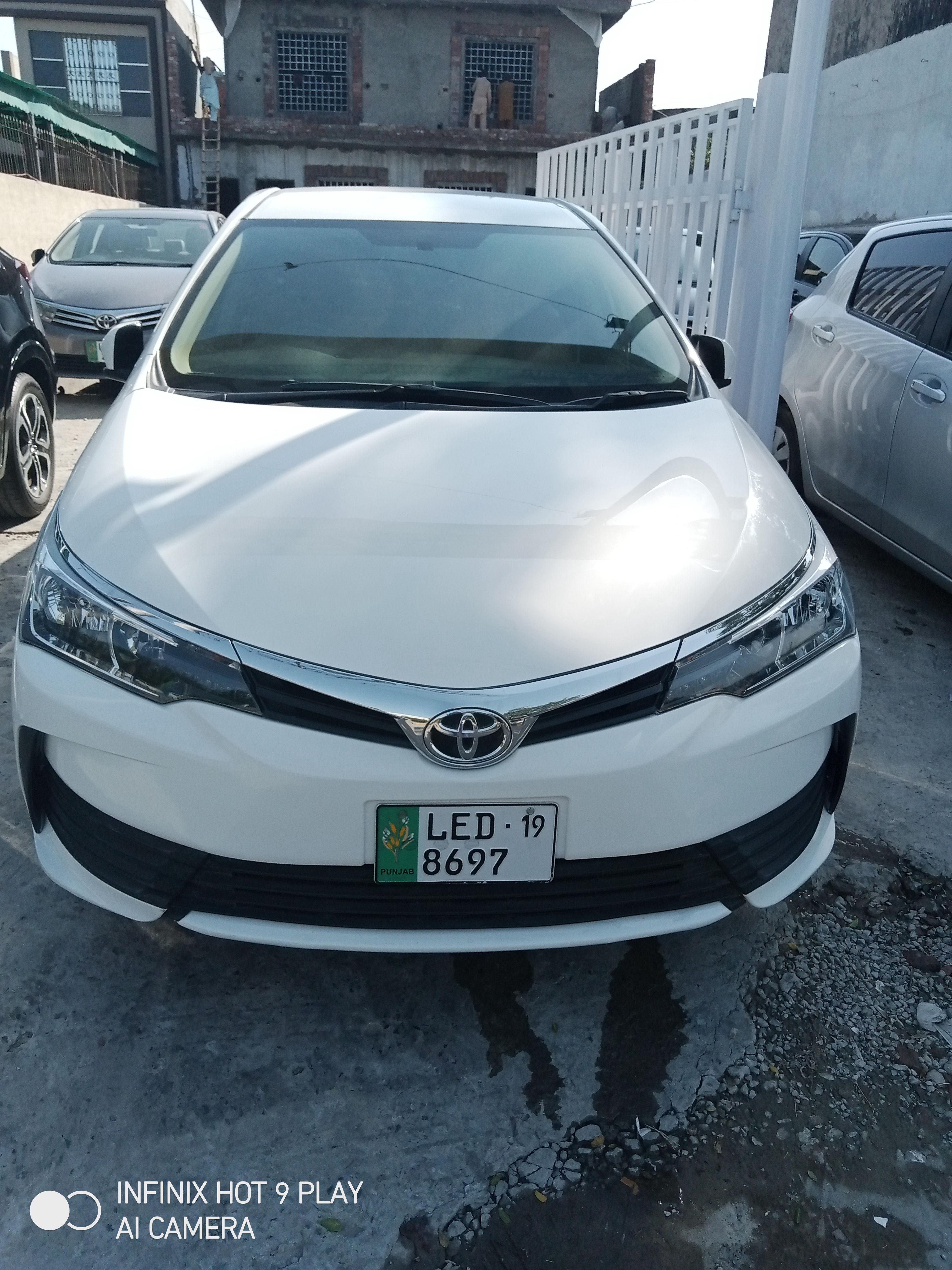 Toyota Corolla Altis 1.6 2018