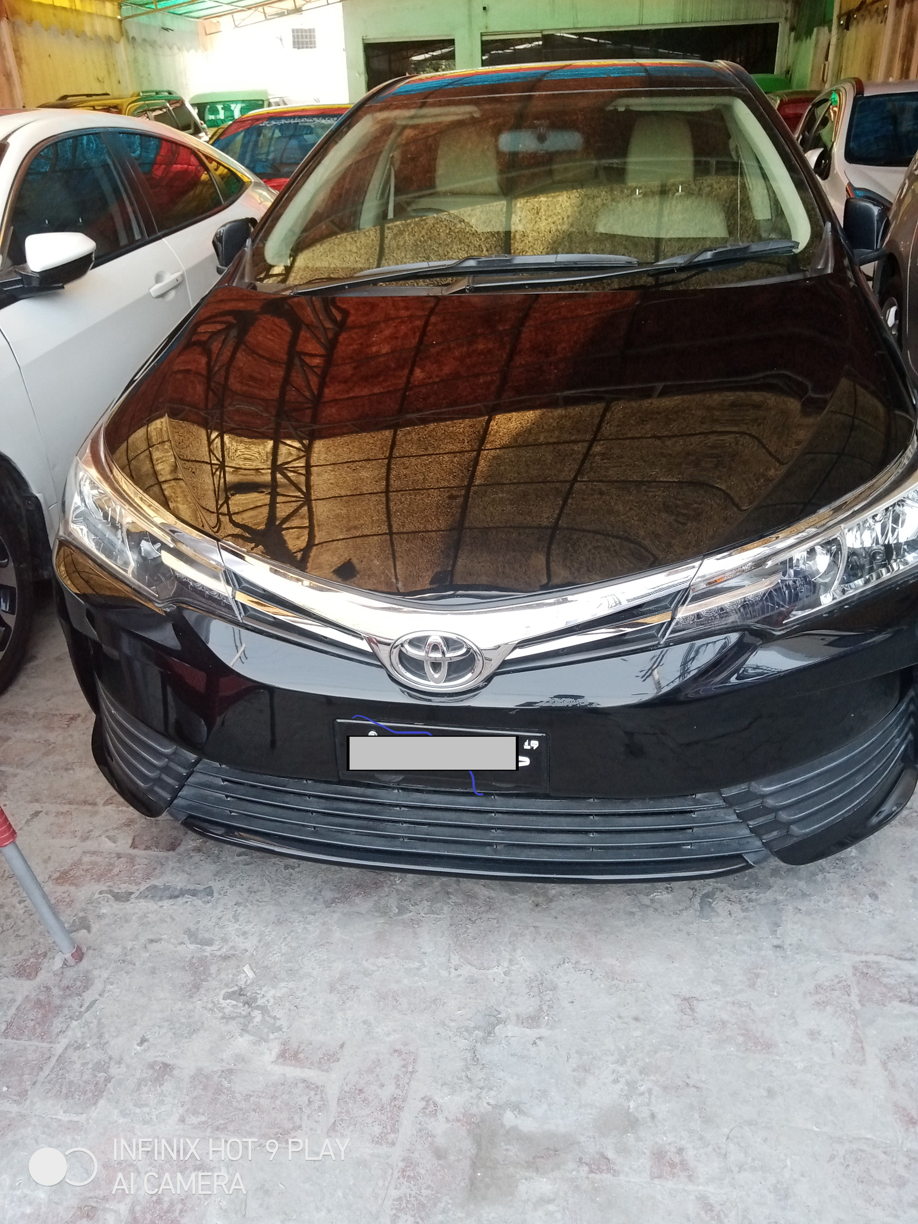 Toyota Corolla Altis 1.6 2019