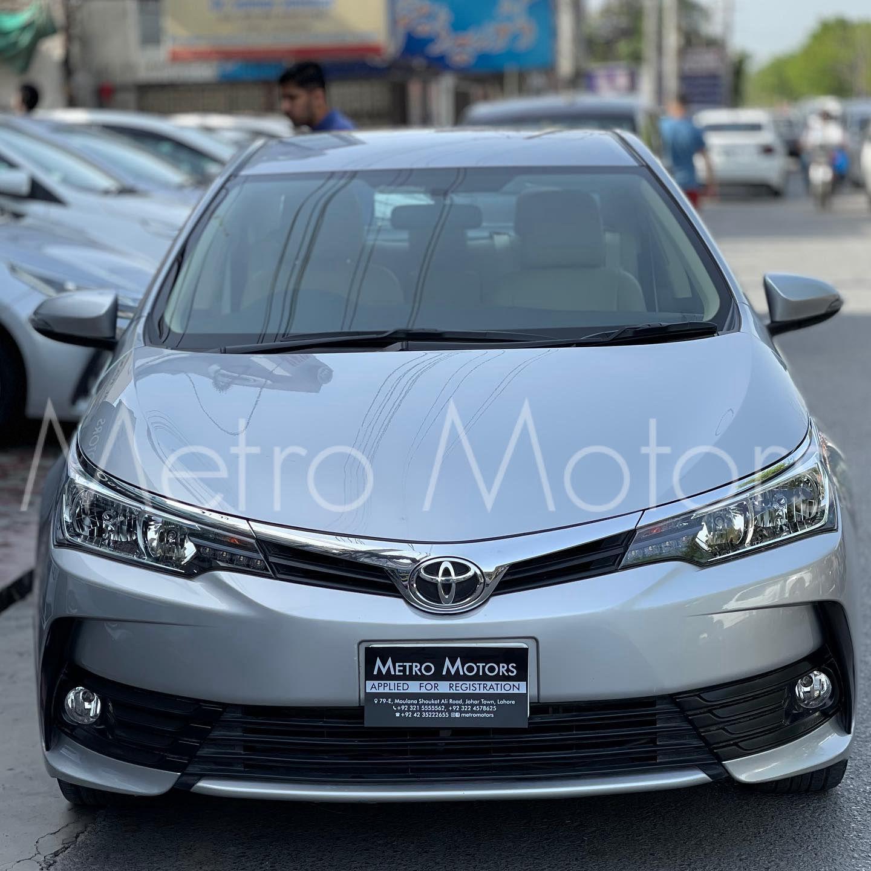 Toyota Corolla Altis 1.6