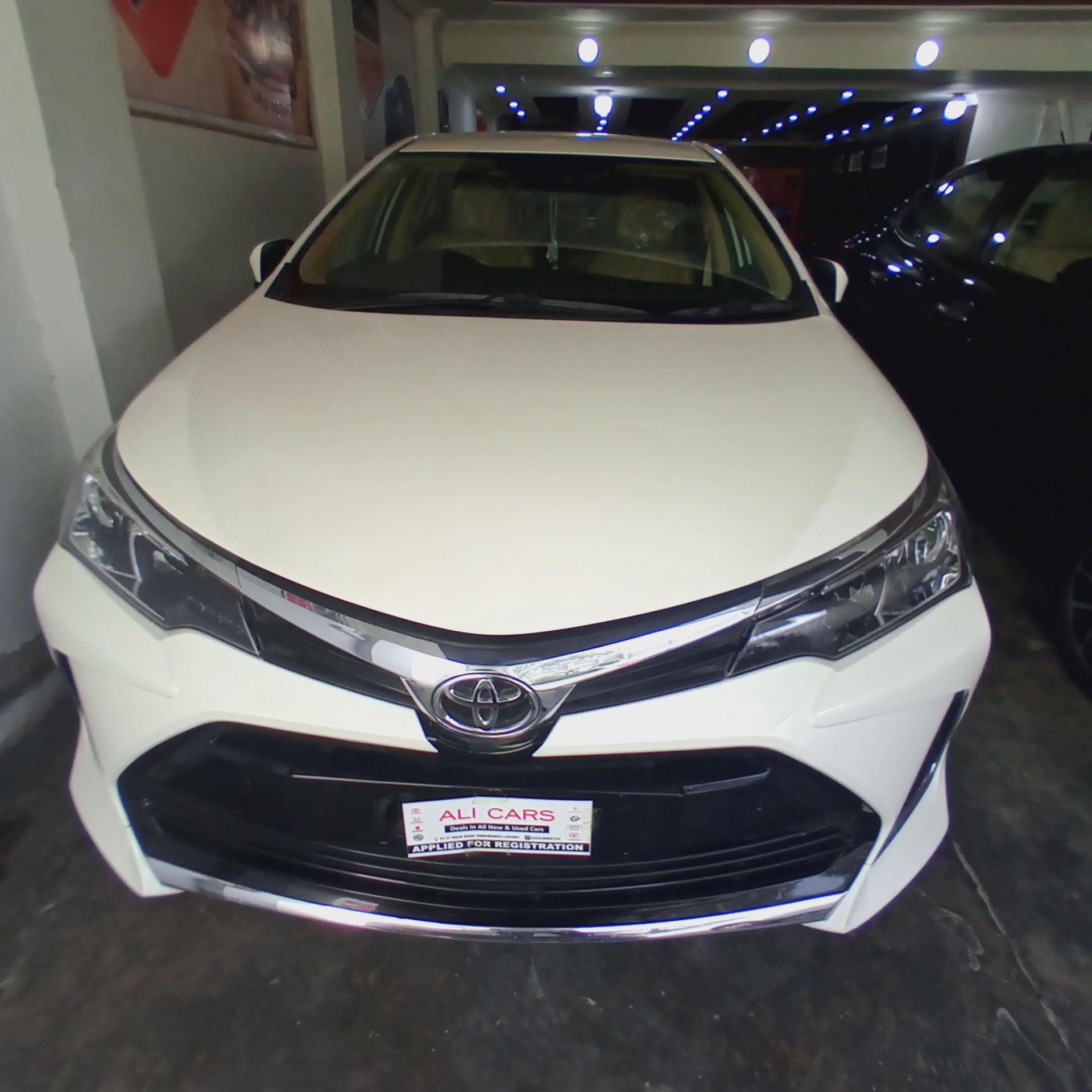 Toyota Corolla Altis 1.6 2021