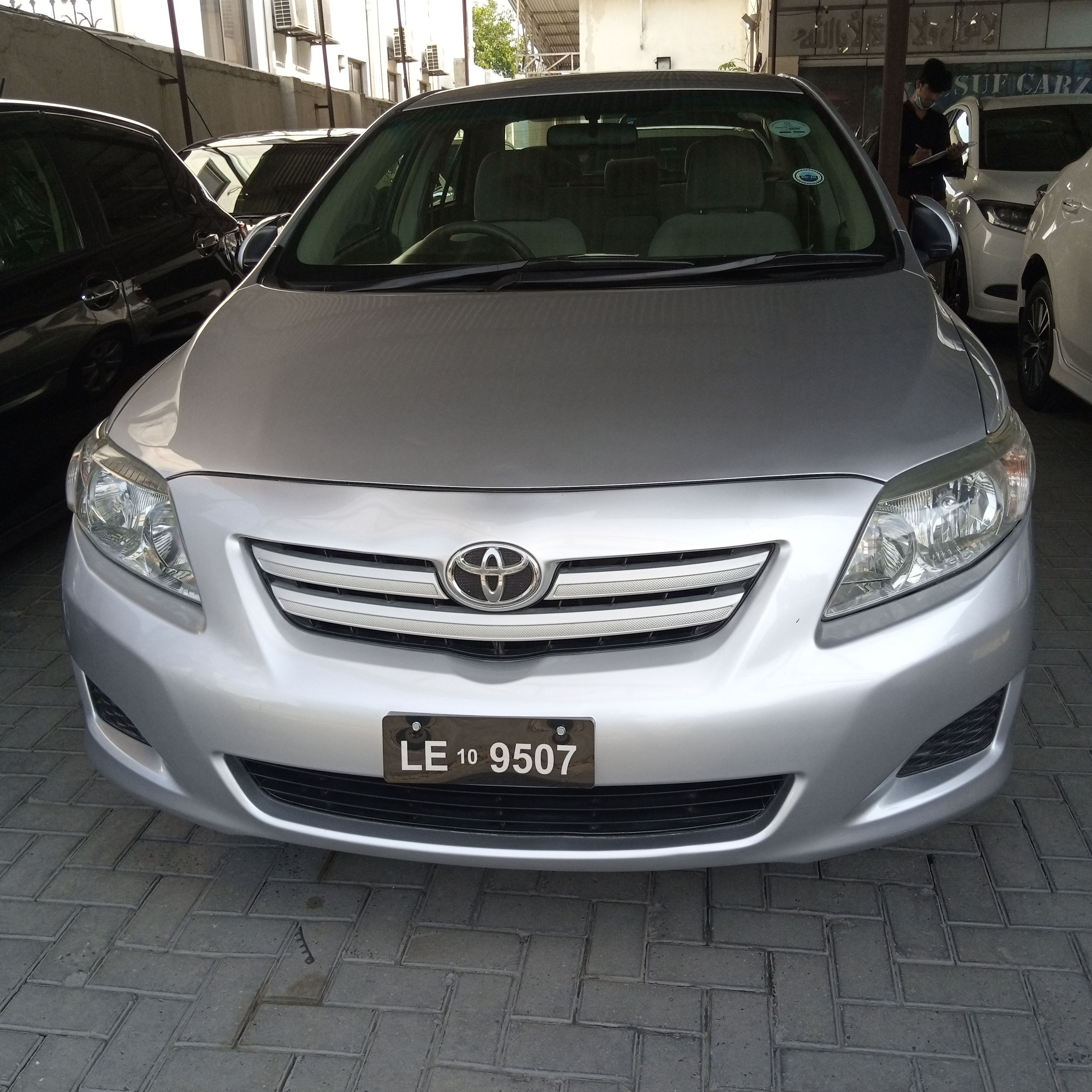 Toyota Corolla Altis SR 1.8 2010