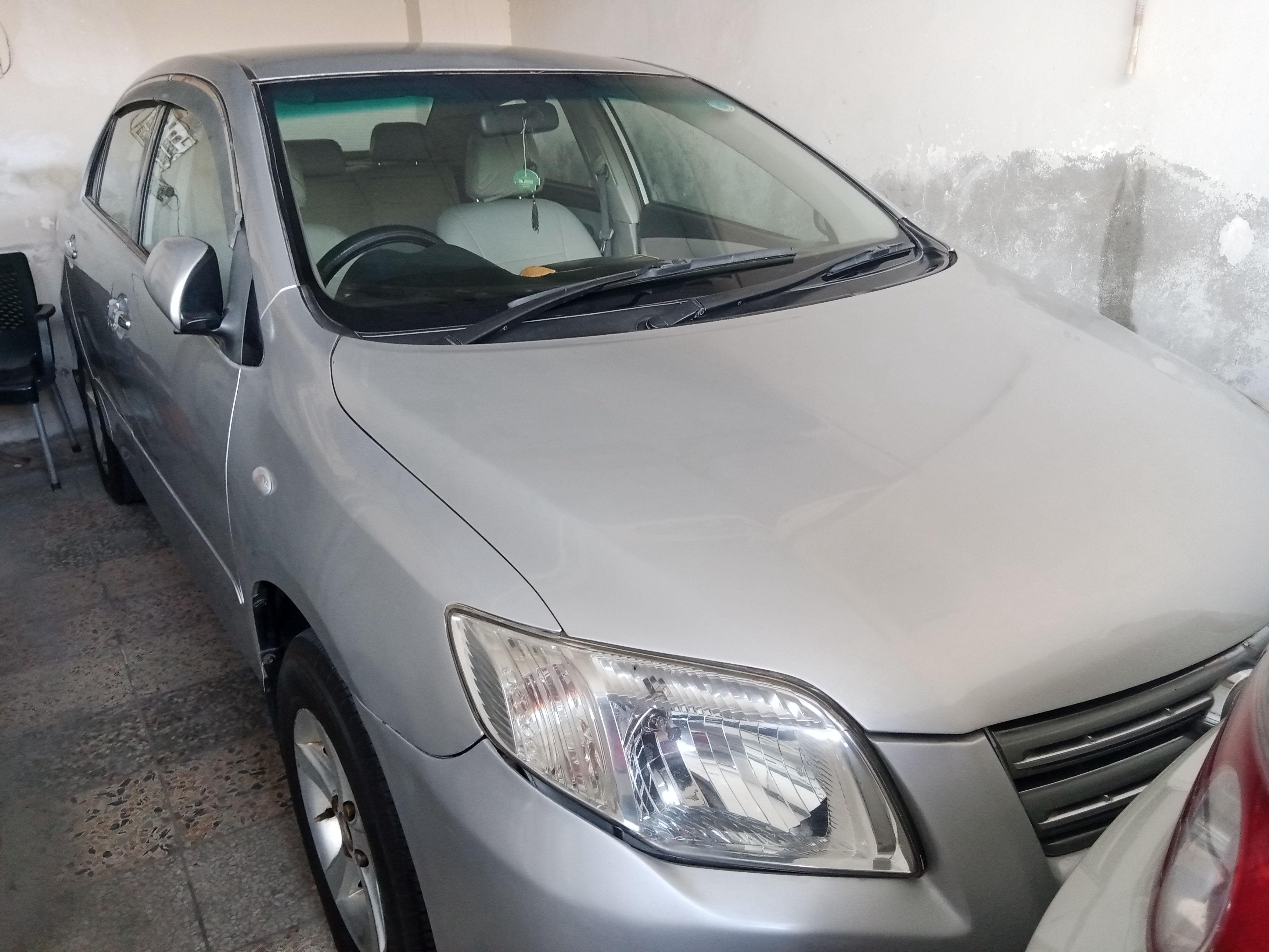 Toyota Corolla Axio G 2007