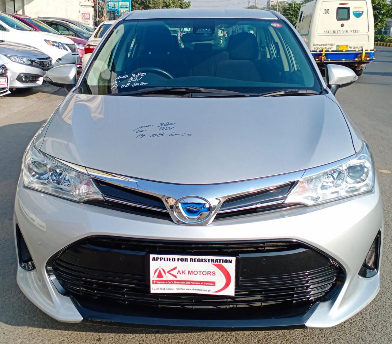 Toyota Corolla Axio Hybrid 1.5 2018
