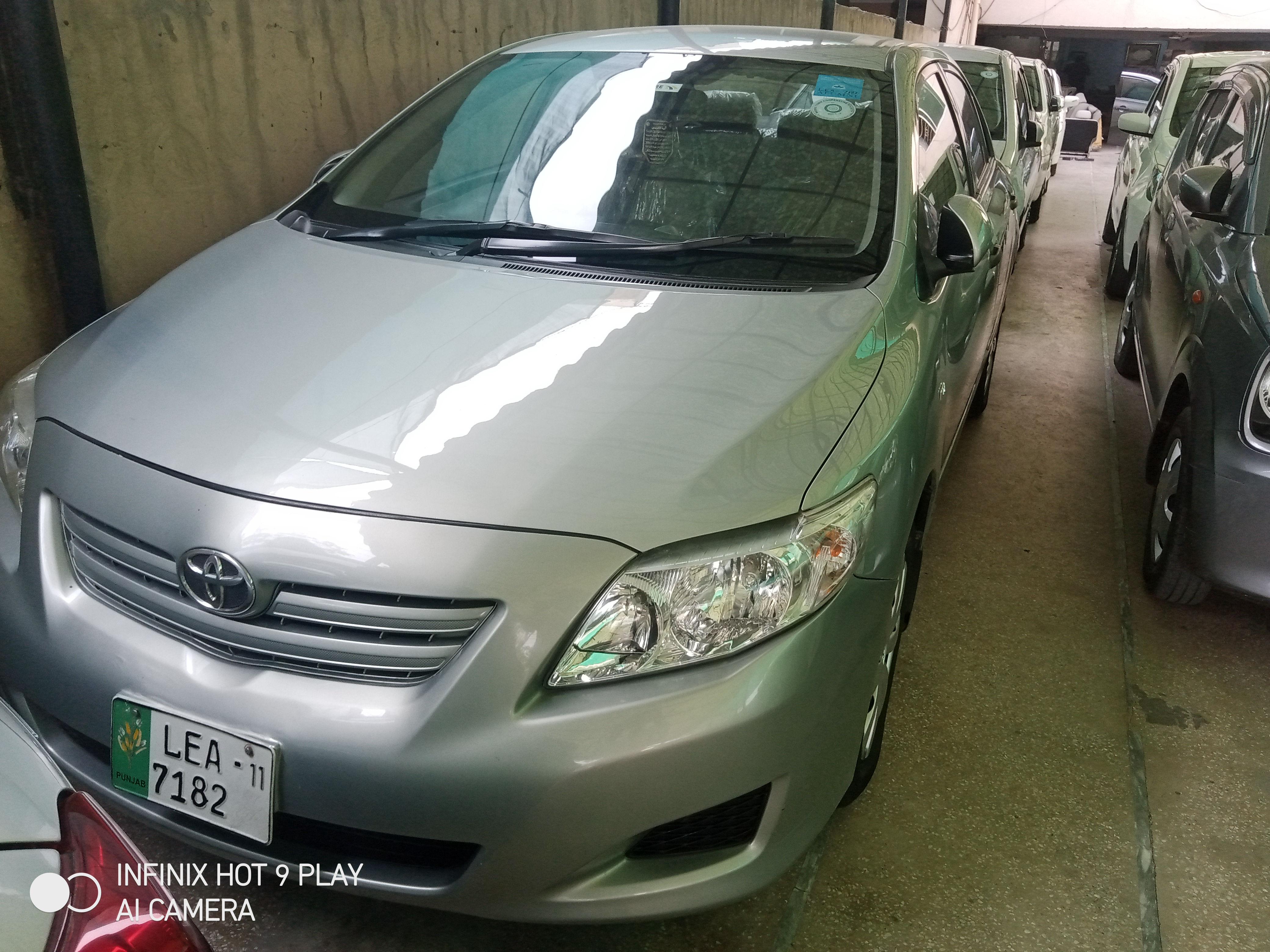 Toyota Corolla GLi 1.3 2011