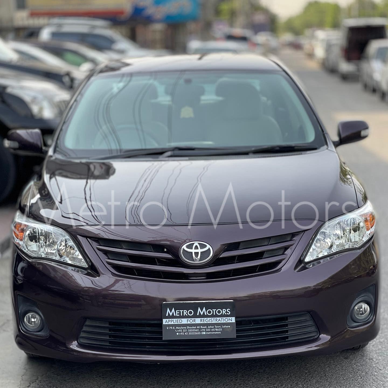 Toyota Corolla GLi 1.3