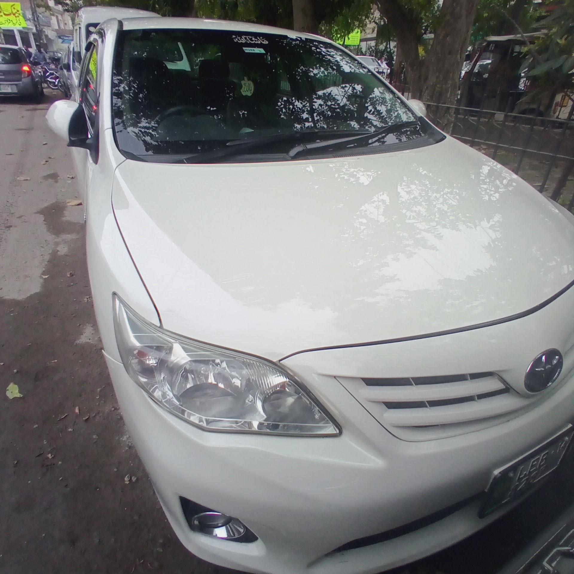 Toyota Corolla GLi 1.3 2014