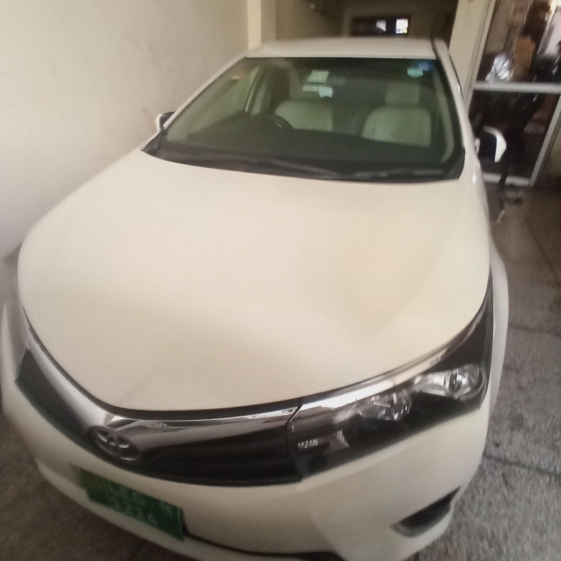 Toyota Corolla GLi 1.3 2015
