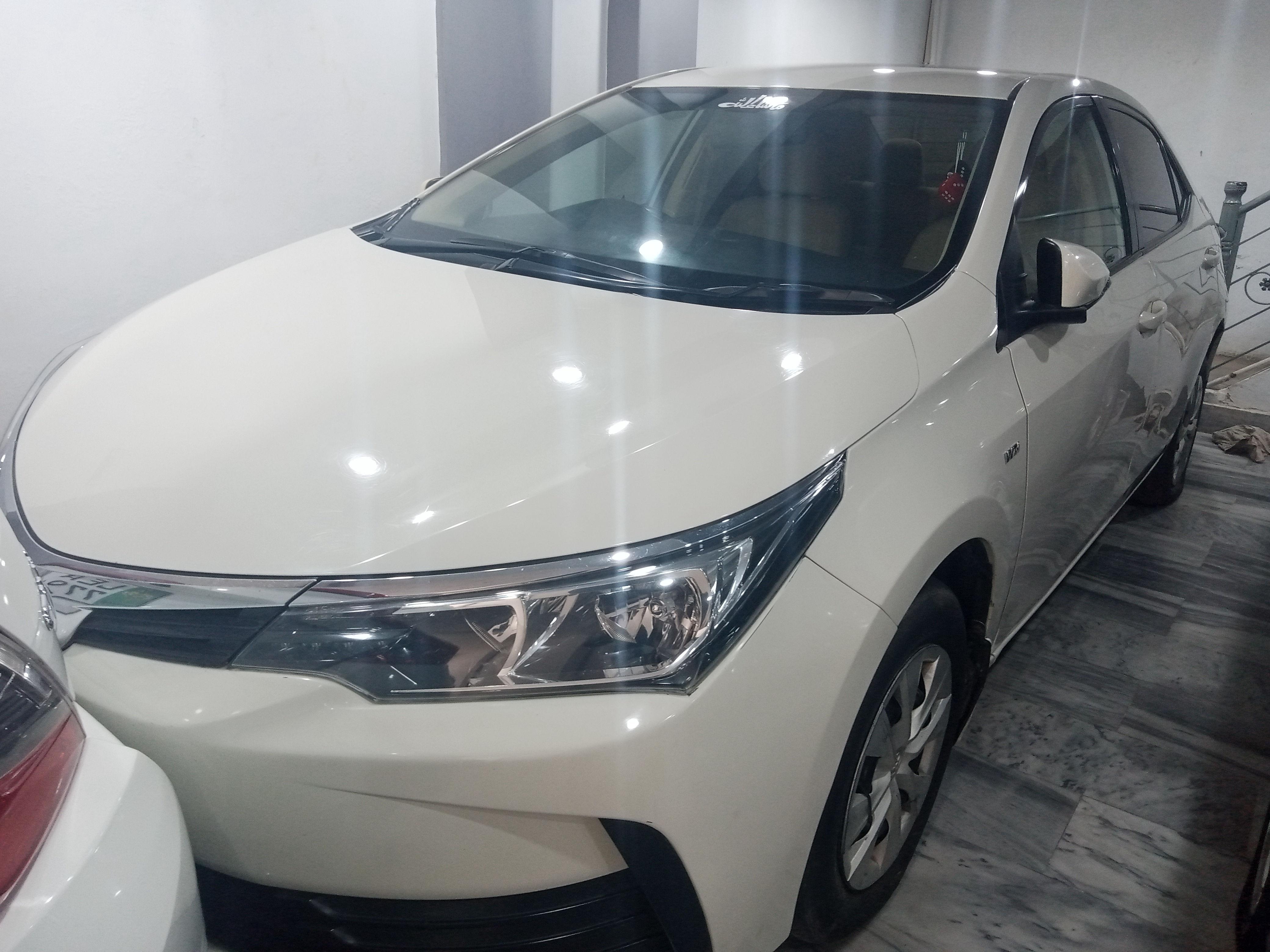 Toyota Corolla GLi 1.3 2018