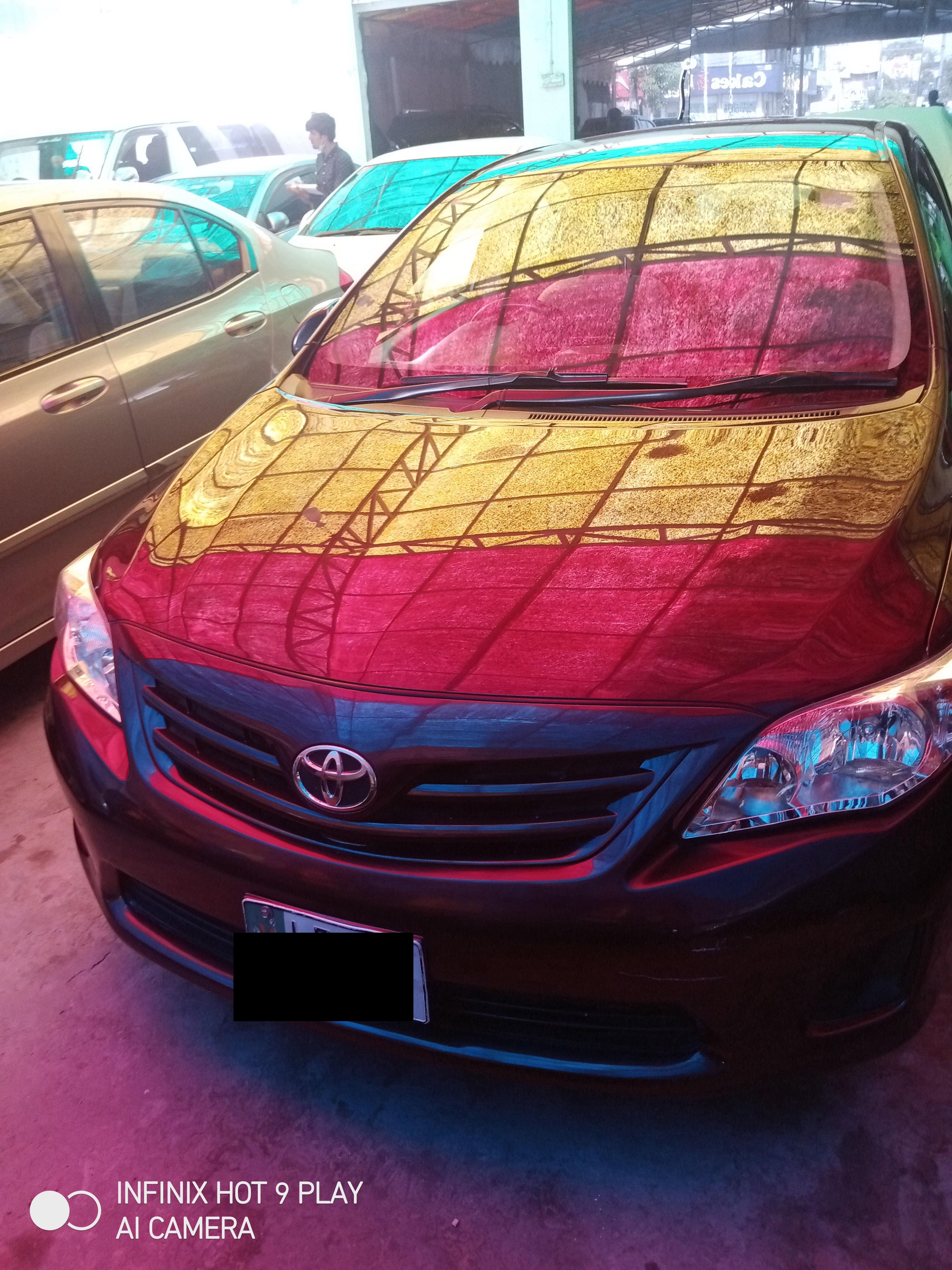 Toyota Corolla GLi 1.6 2014
