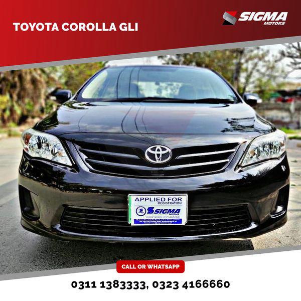 Toyota Corolla GLi 1.6