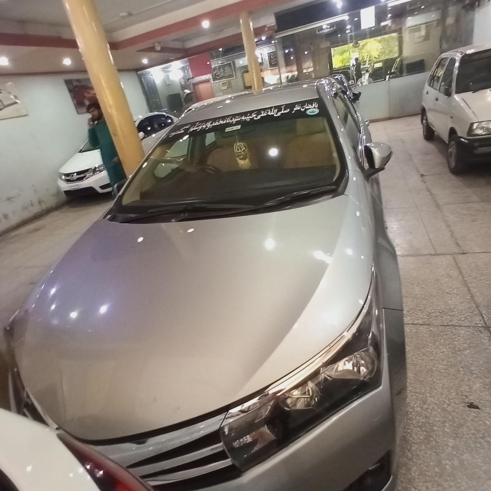 Toyota Corolla GLi 1.6 2015