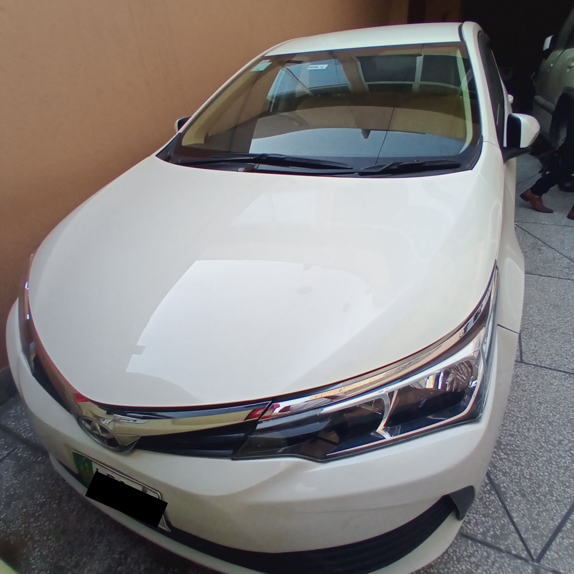 Toyota Corolla GLi 1.6 2018