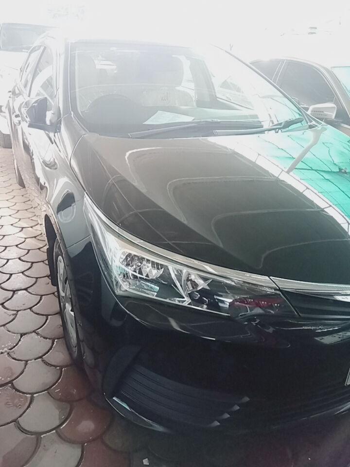Toyota Corolla GLi 1.6 2019