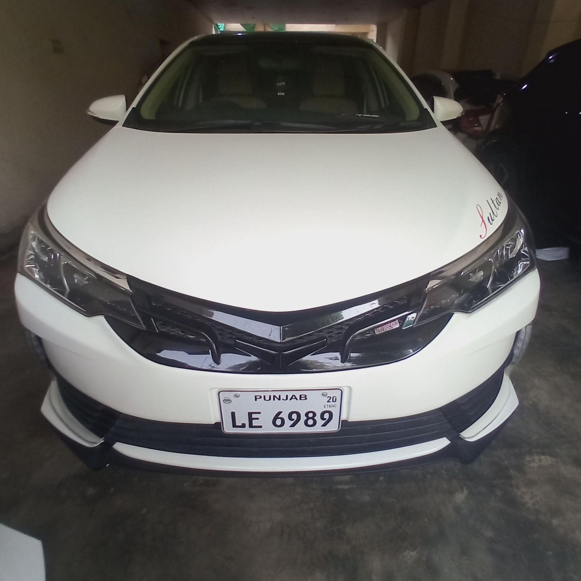 Toyota Corolla GLi 1.6 2020