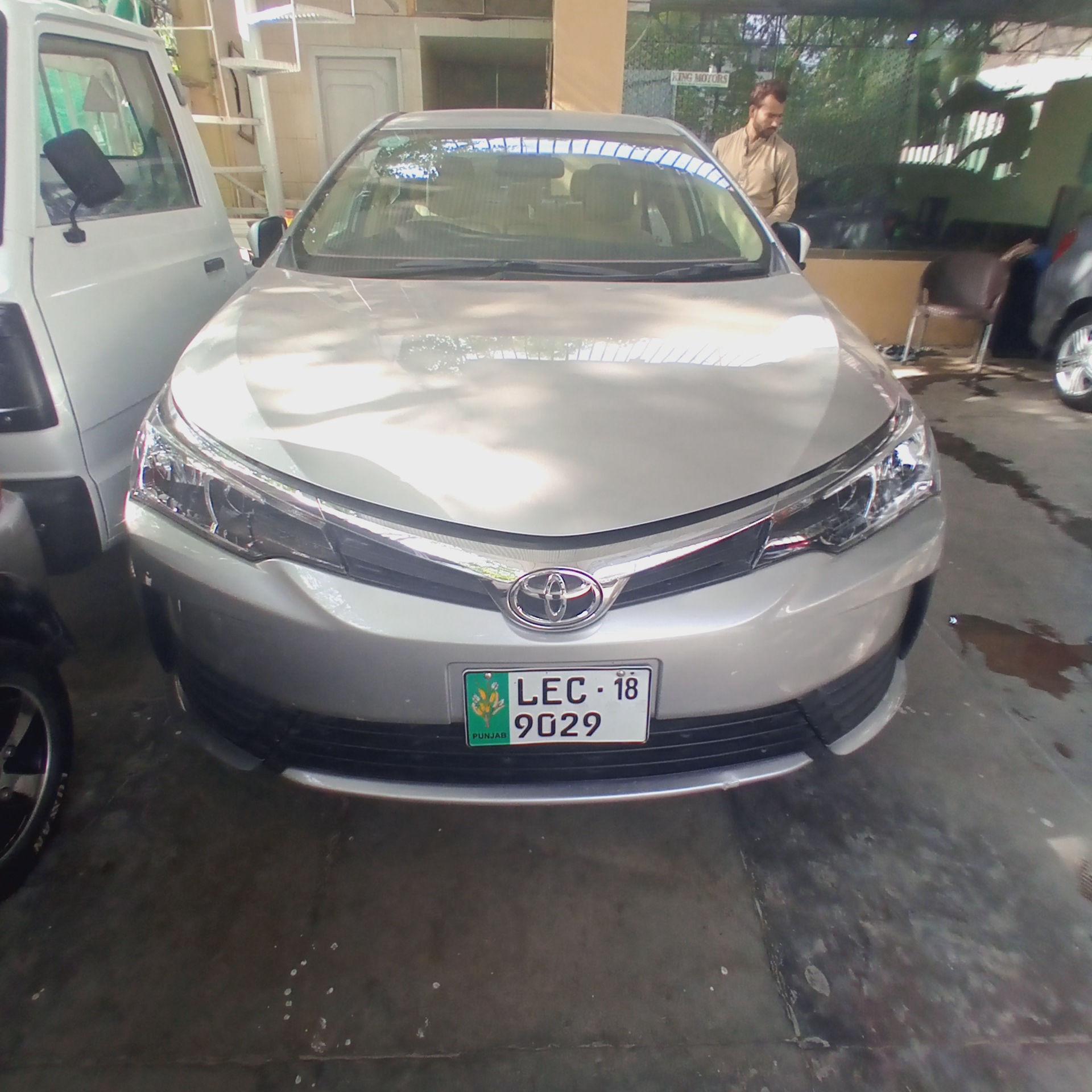Toyota Corolla GLi Automatic 1.3 2018