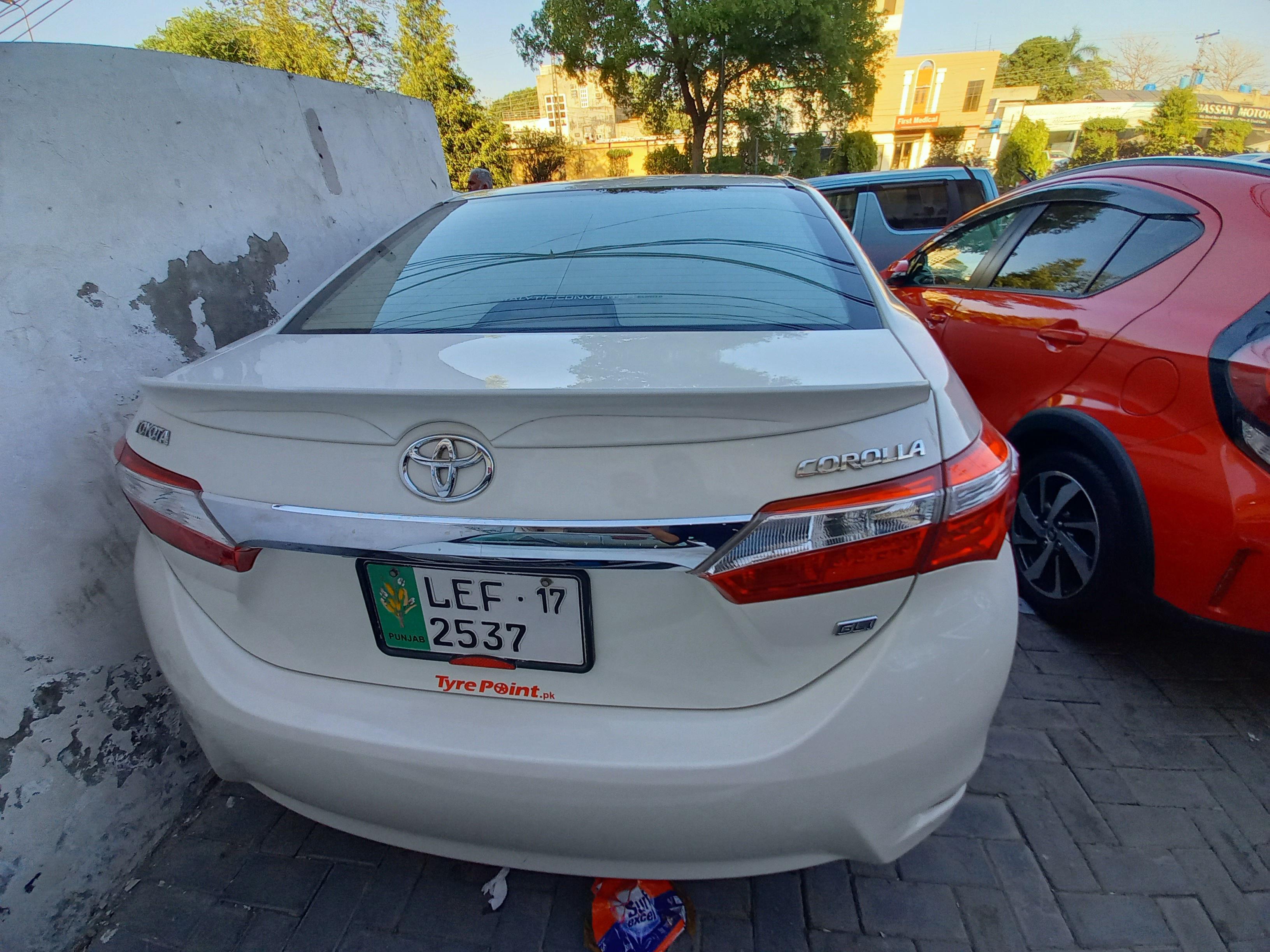 Toyota Corolla GLi Special Editi
