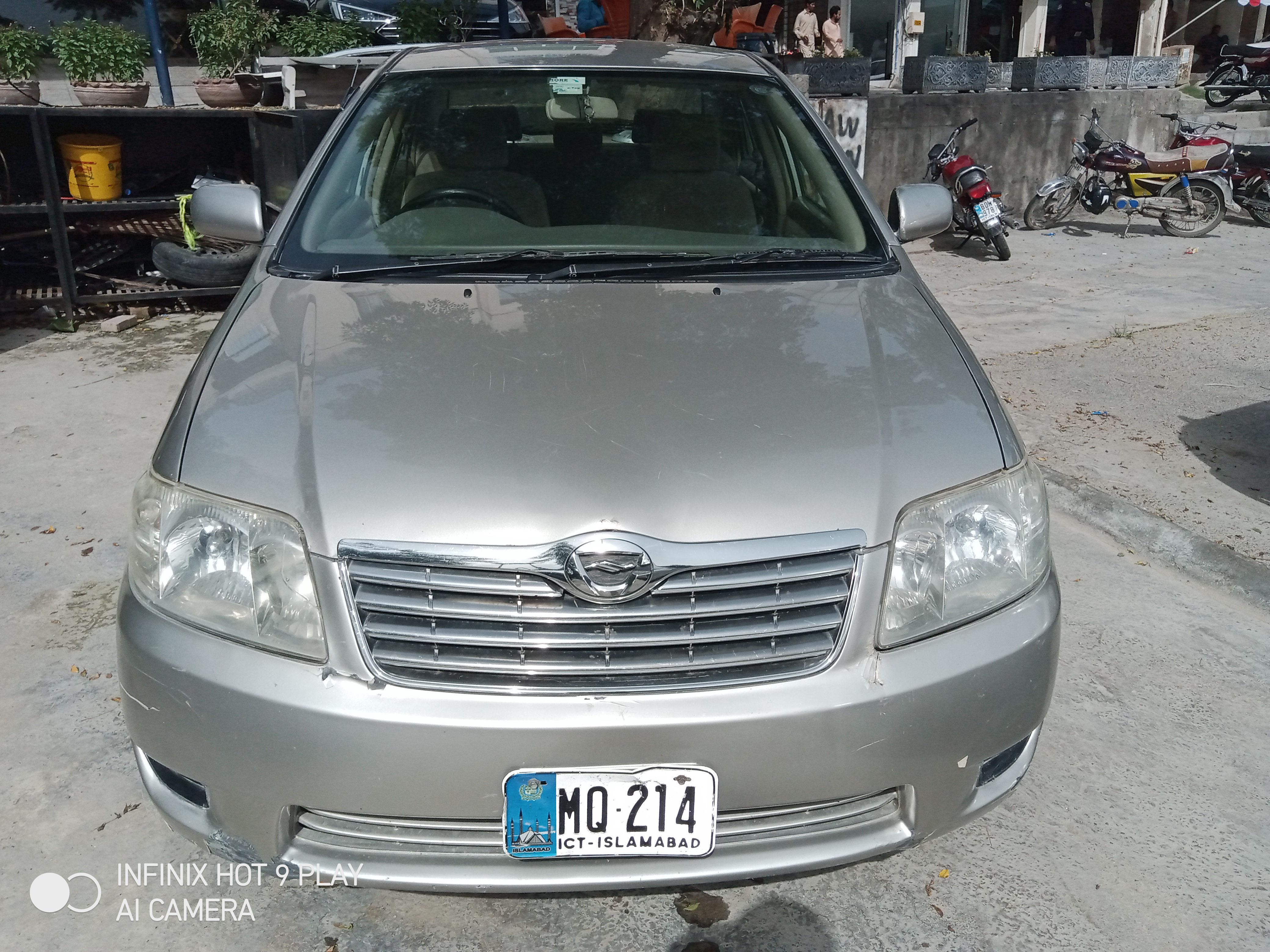 Toyota Corolla X 1.5 2006