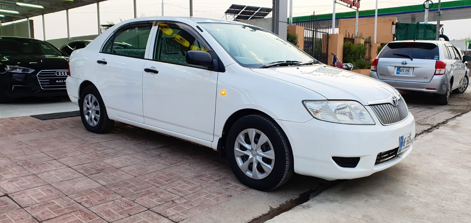 Toyota Corolla X Assista Package 2012