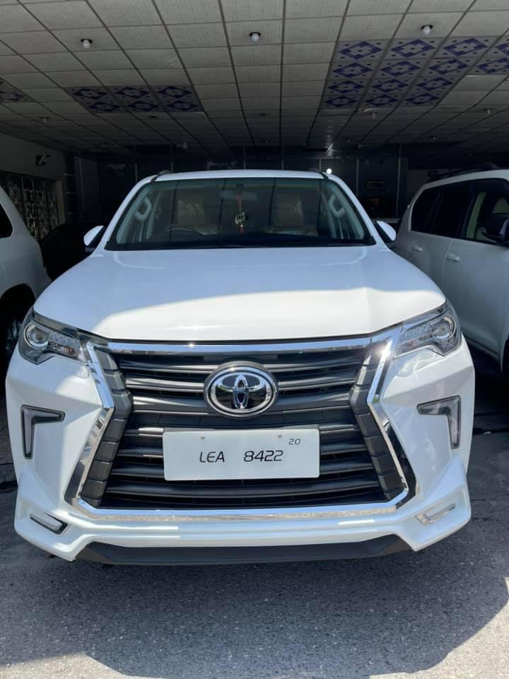 Toyota Fortuner 2.7 2019