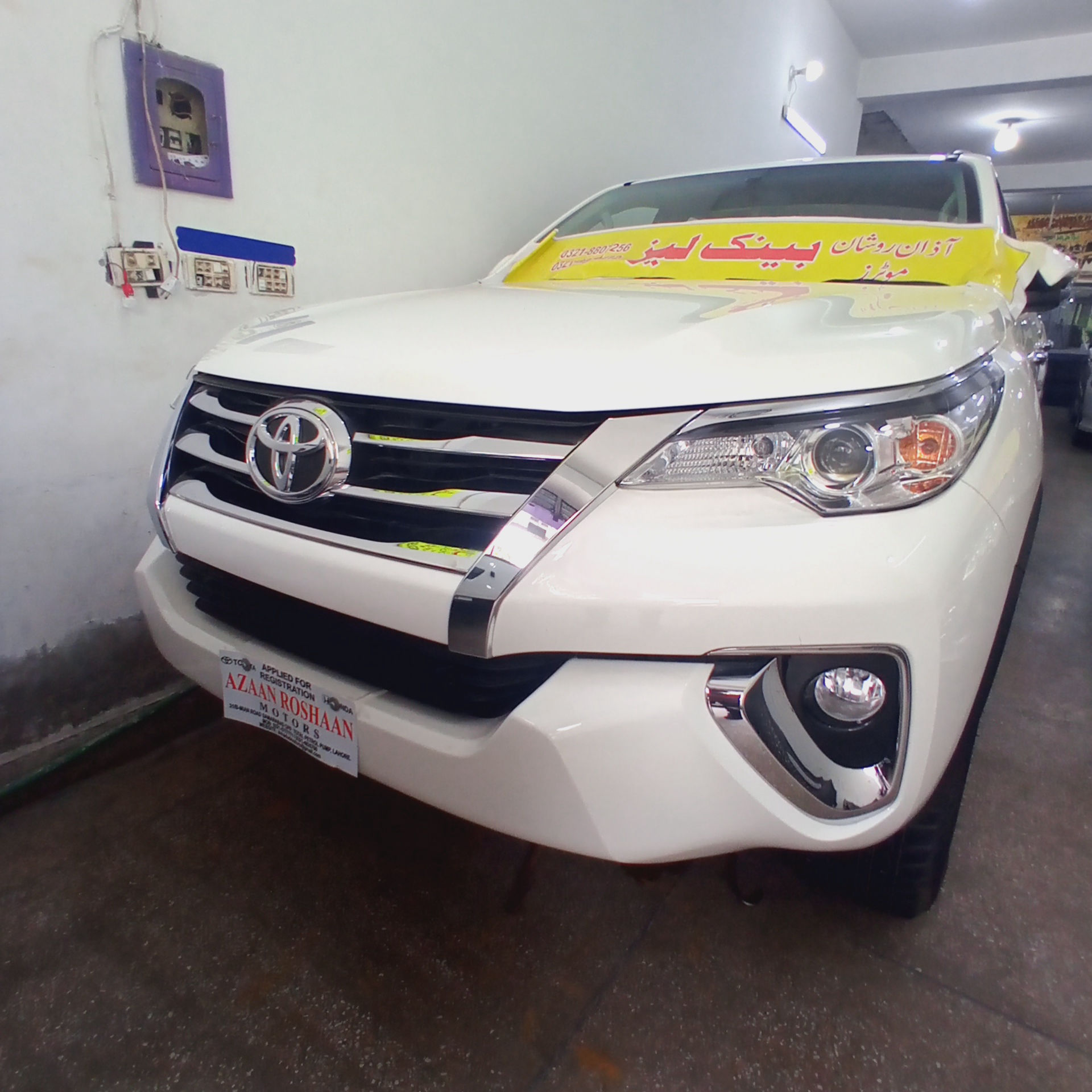 Toyota Fortuner 2.7 2021