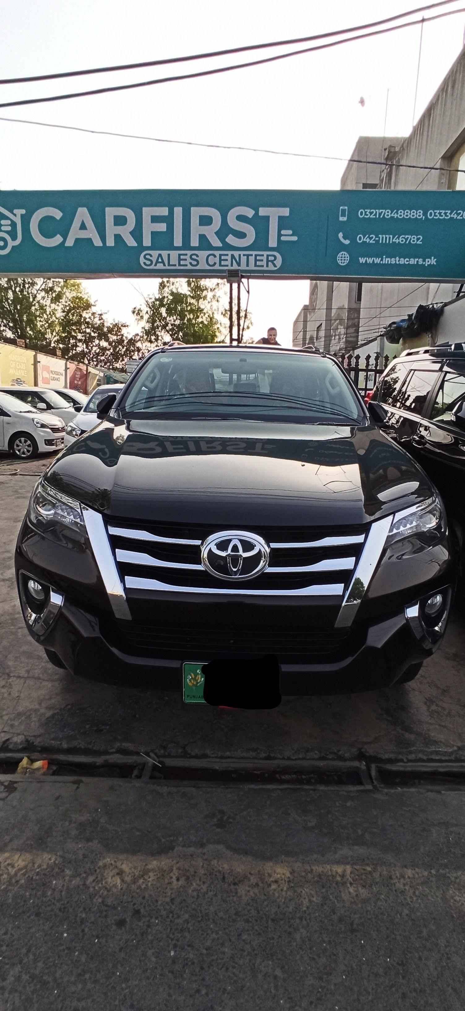 Toyota Fortuner 2.7 VVT-i