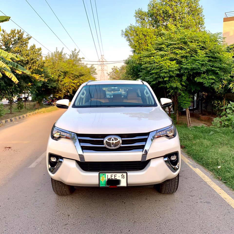 Toyota Fortuner 2.7 VVT-i 2018