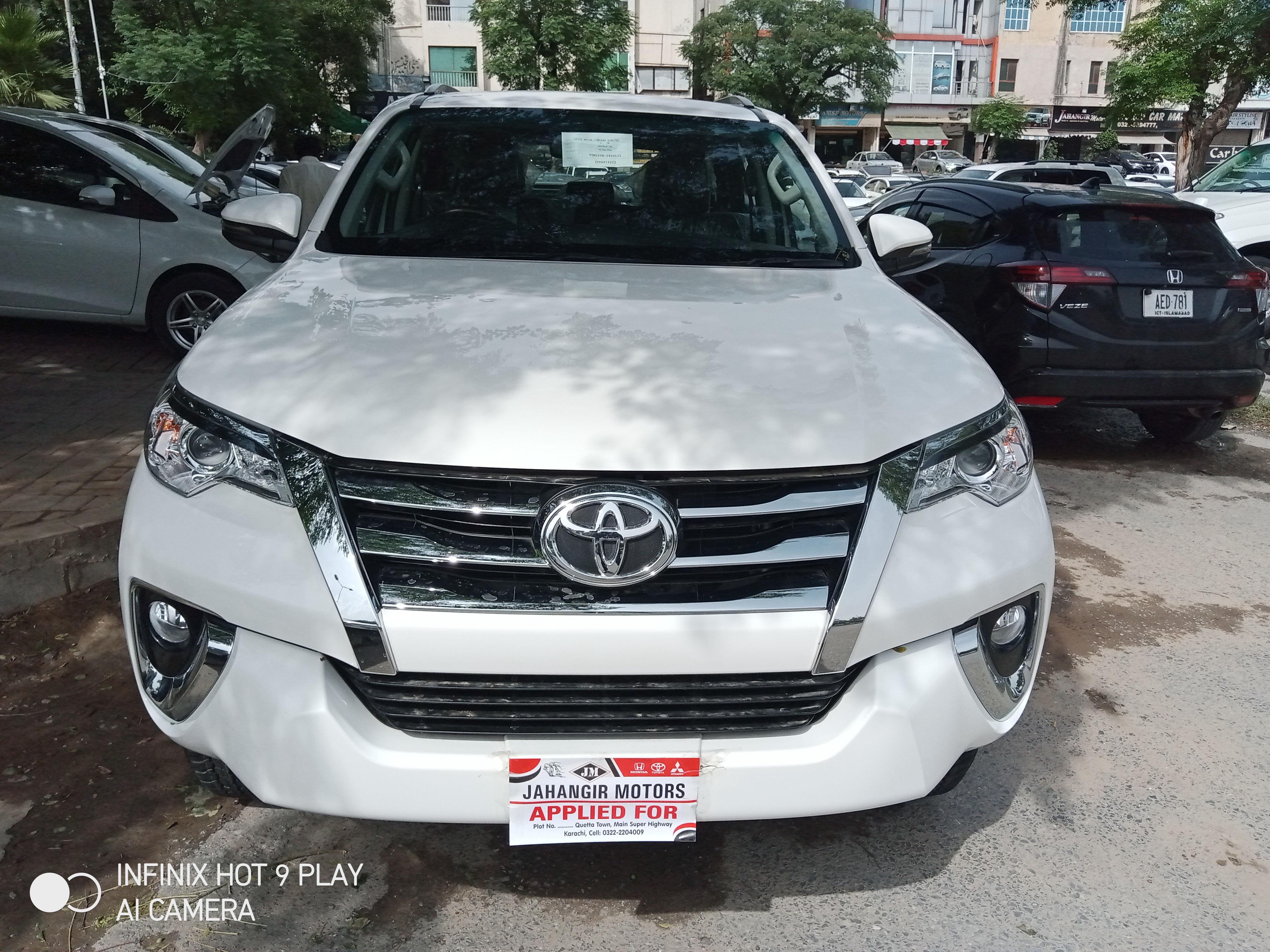 Toyota Fortuner 2.7 VVT-i 2021