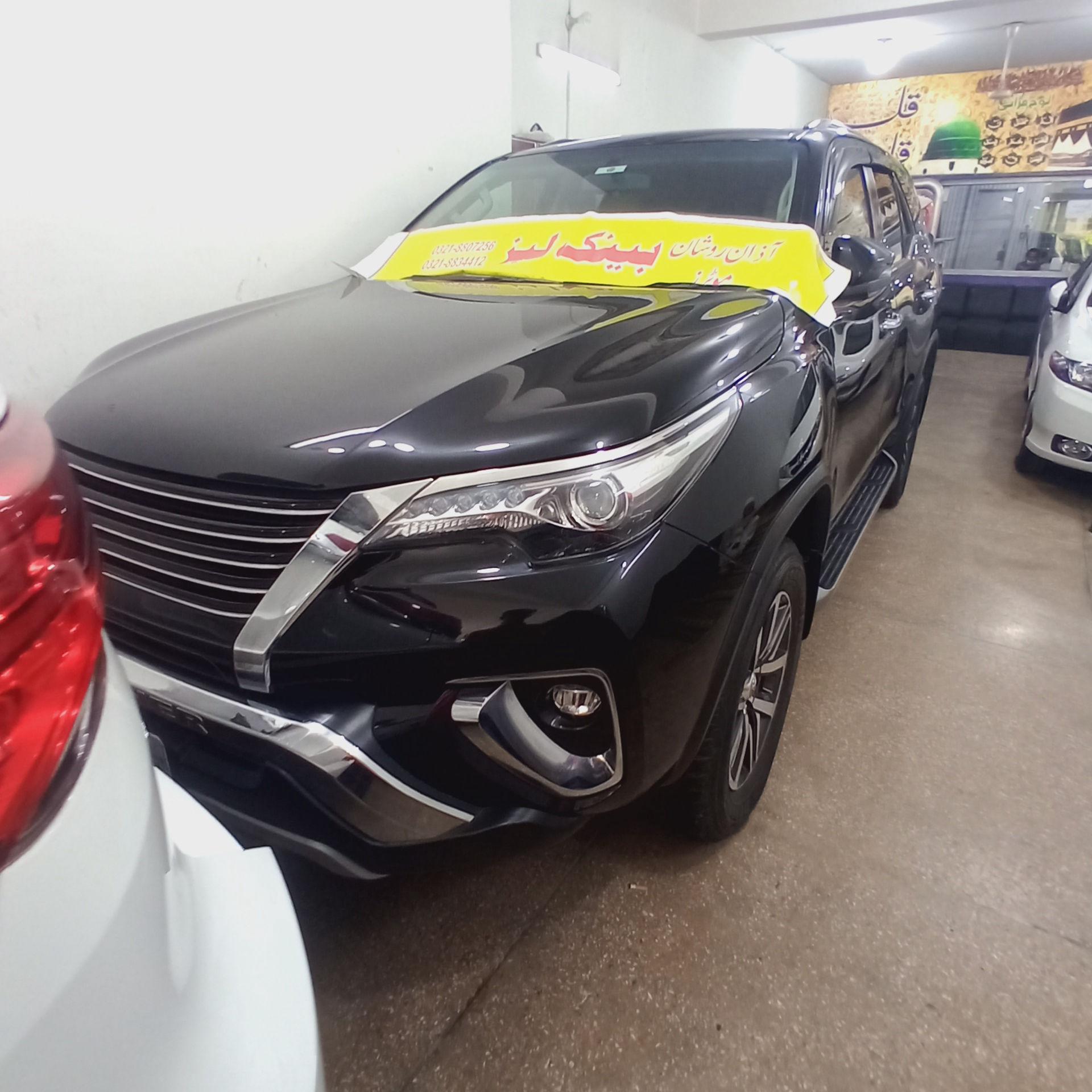 Toyota Fortuner Sigma Diesel 2.8 2019