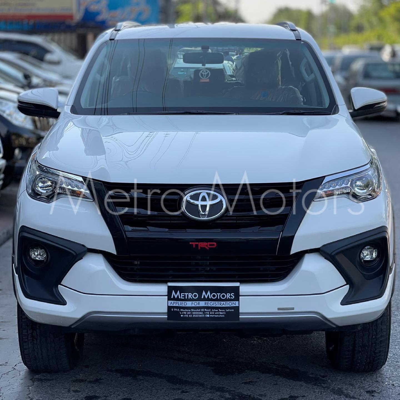 Toyota Fortuner Sigma Diesel 2.8 2020