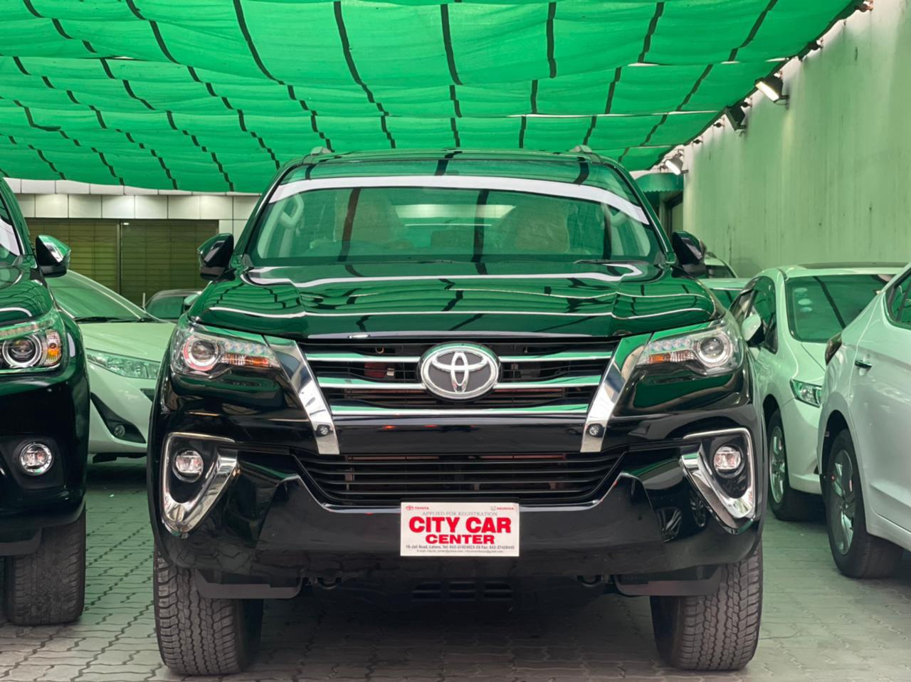 Toyota Fortuner Sigma Diesel 2.8 2021