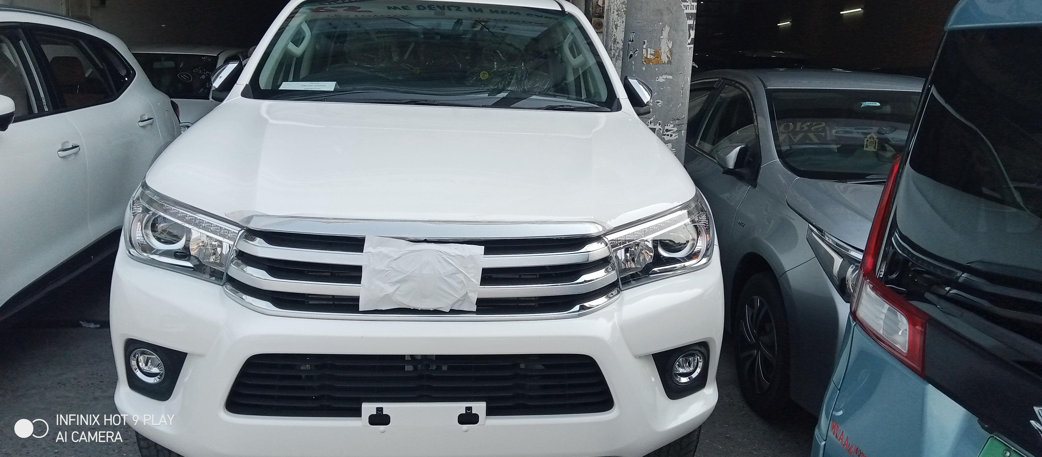Toyota Hilux Revo V 2.8D 2021