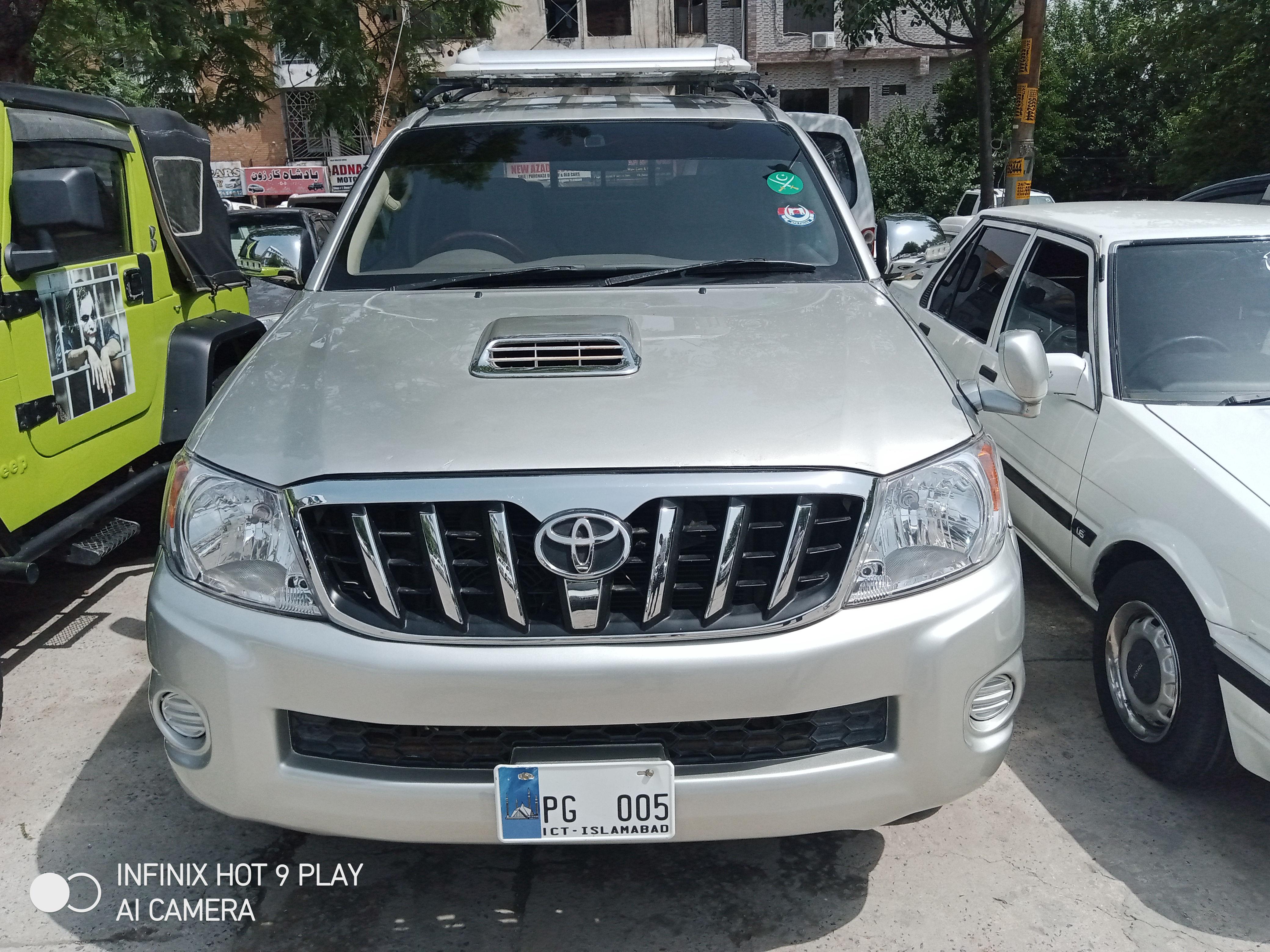 Toyota Hilux Vigo G 2006