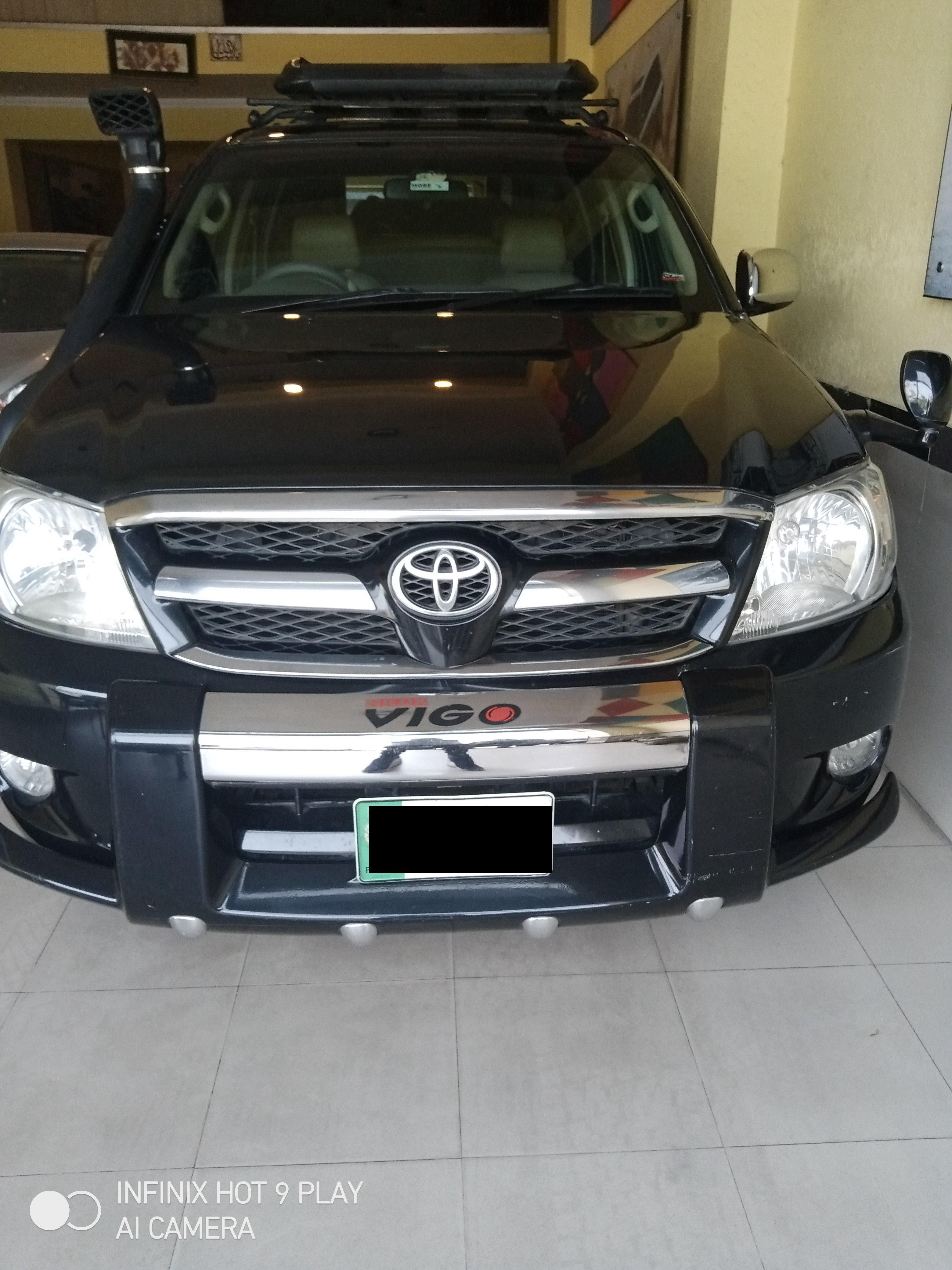 Toyota Hilux Vigo G 2008