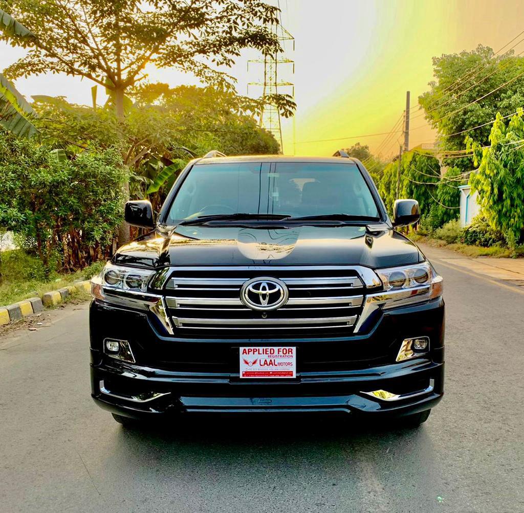 Toyota Land Cruiser AX G Selection 2008