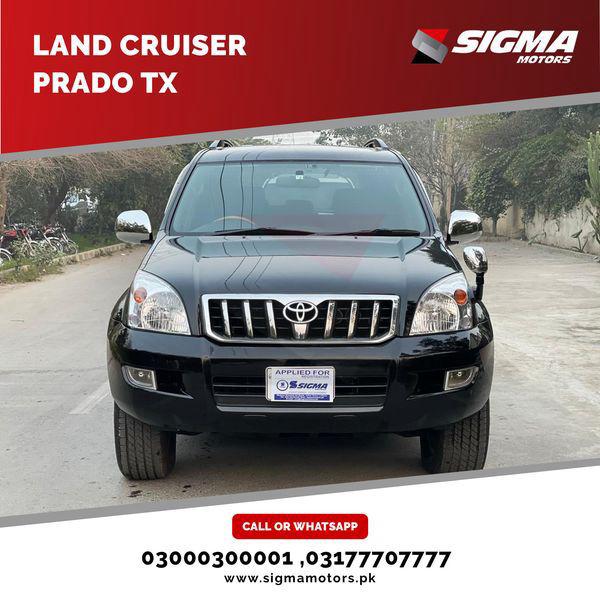 Toyota Land Cruiser VX 4.5