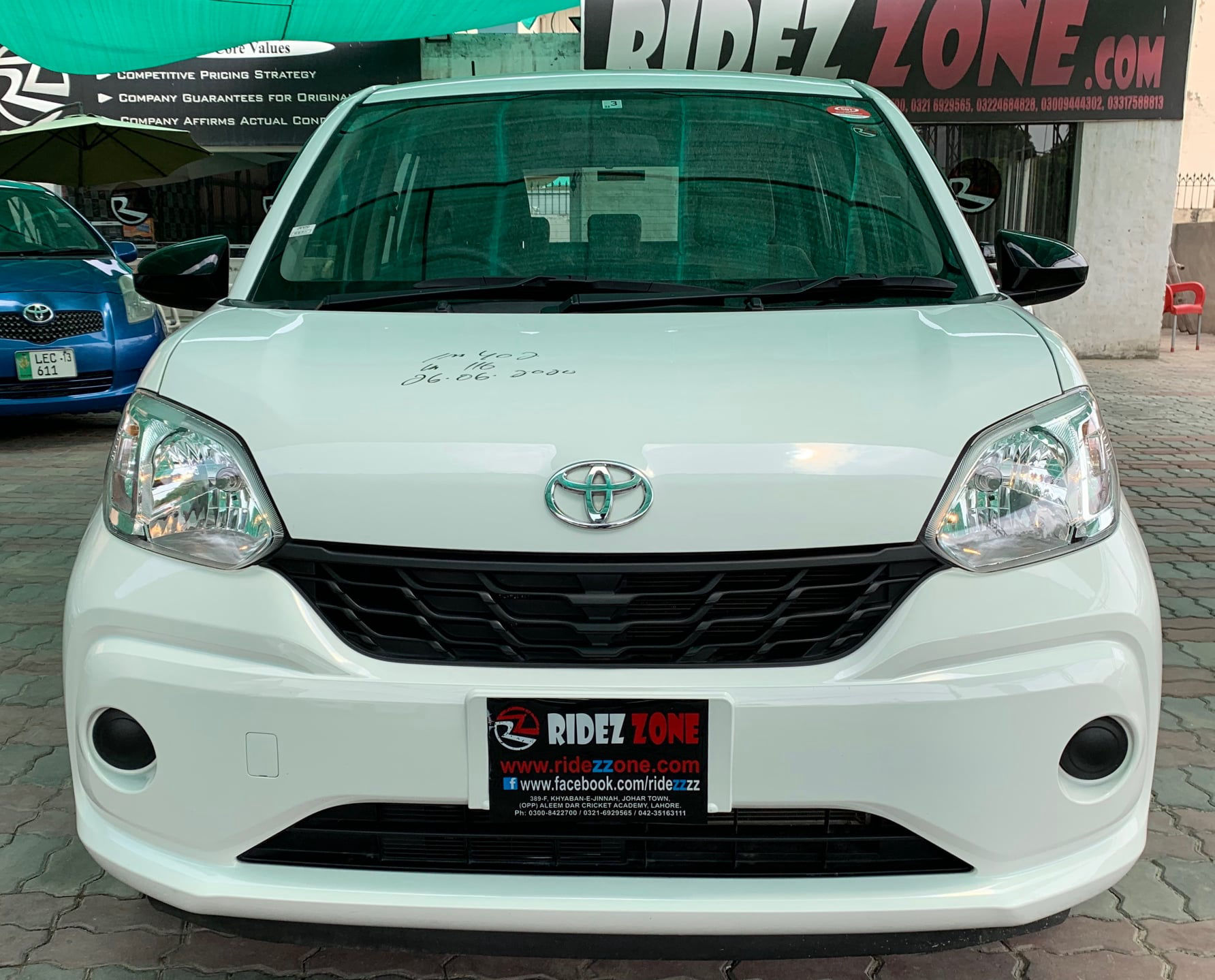 Toyota Passo X L Package 2017