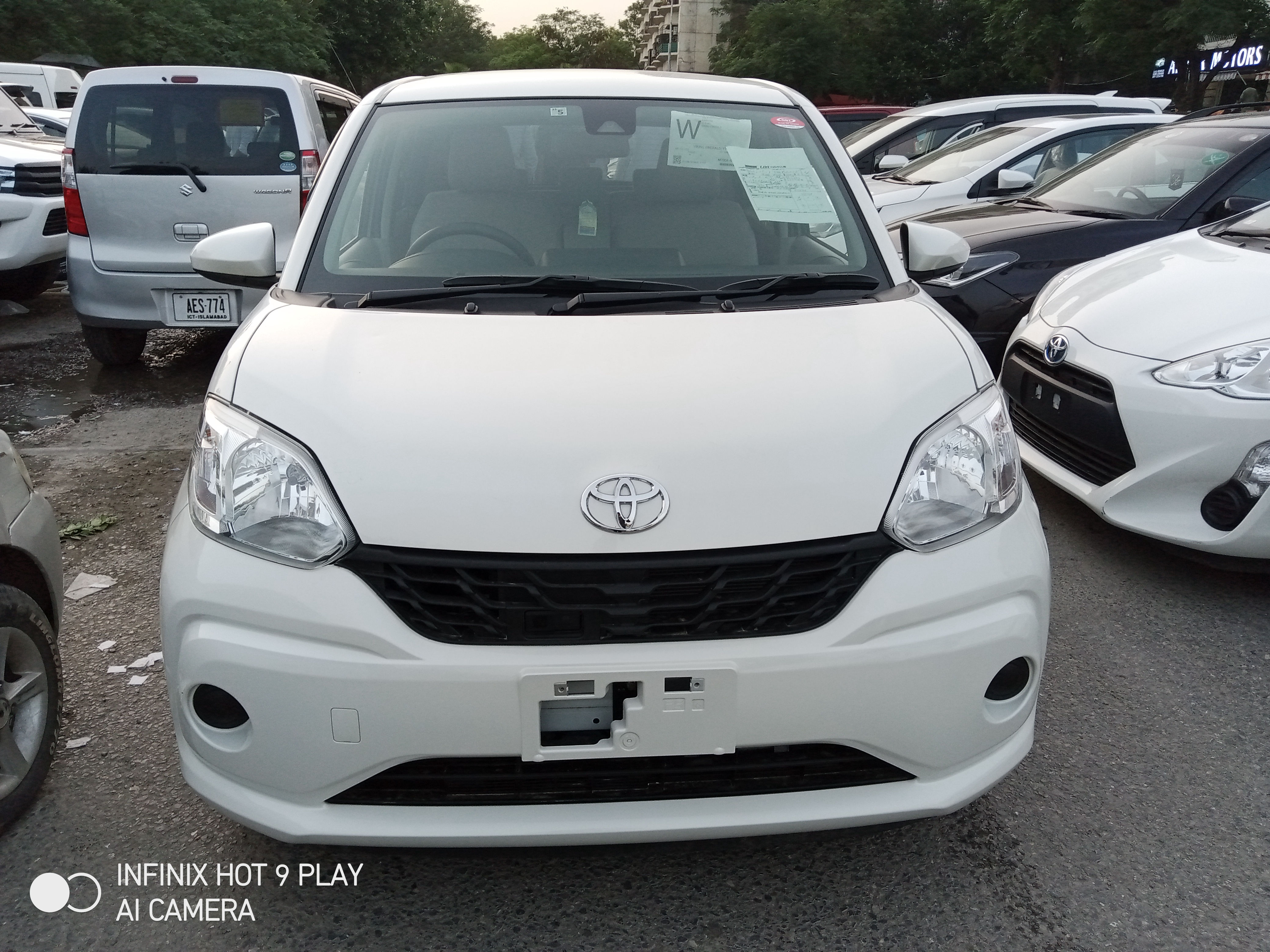 Toyota Passo X L Package S 2018