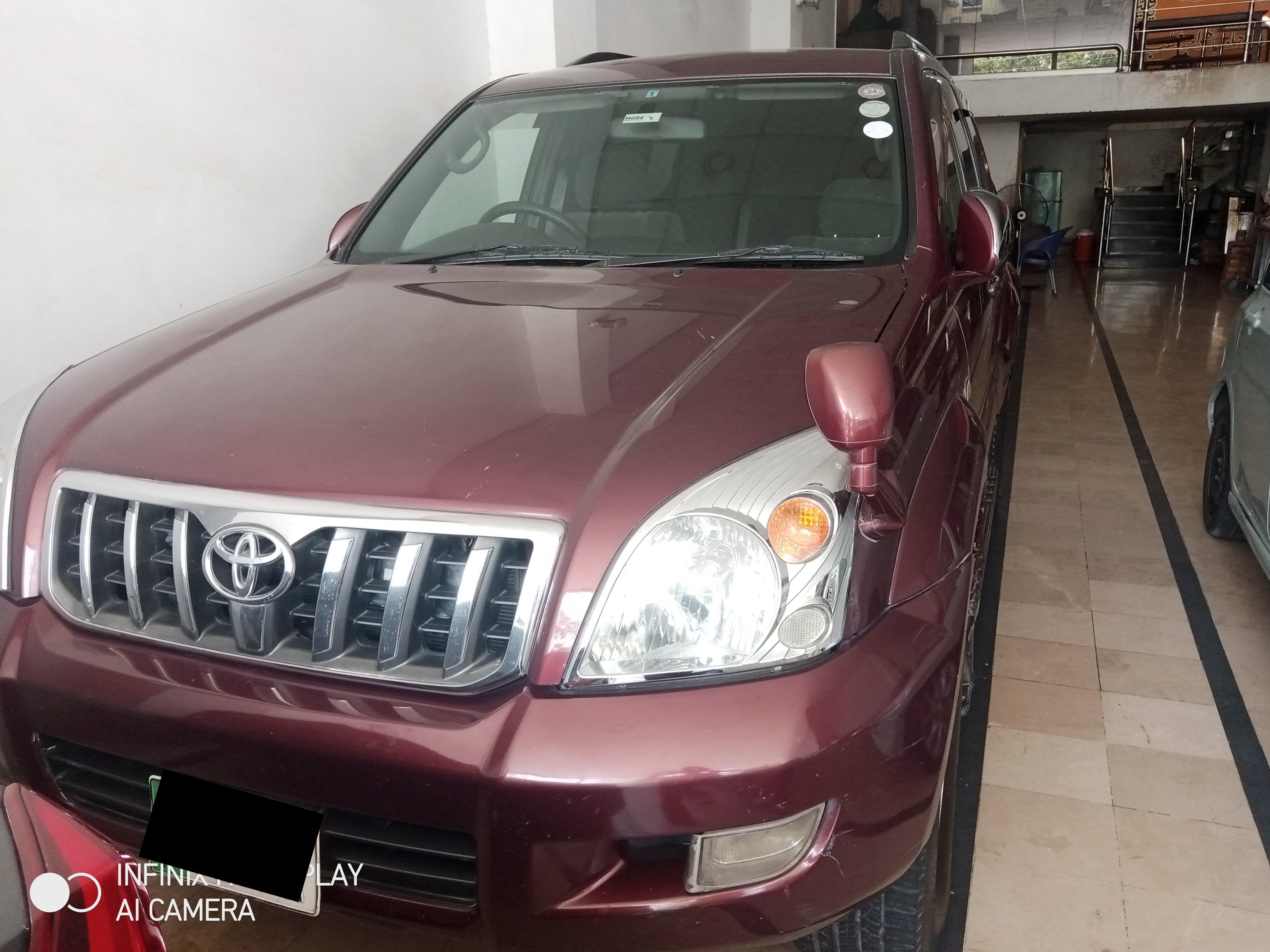 Toyota Prado TX 2.7 2004