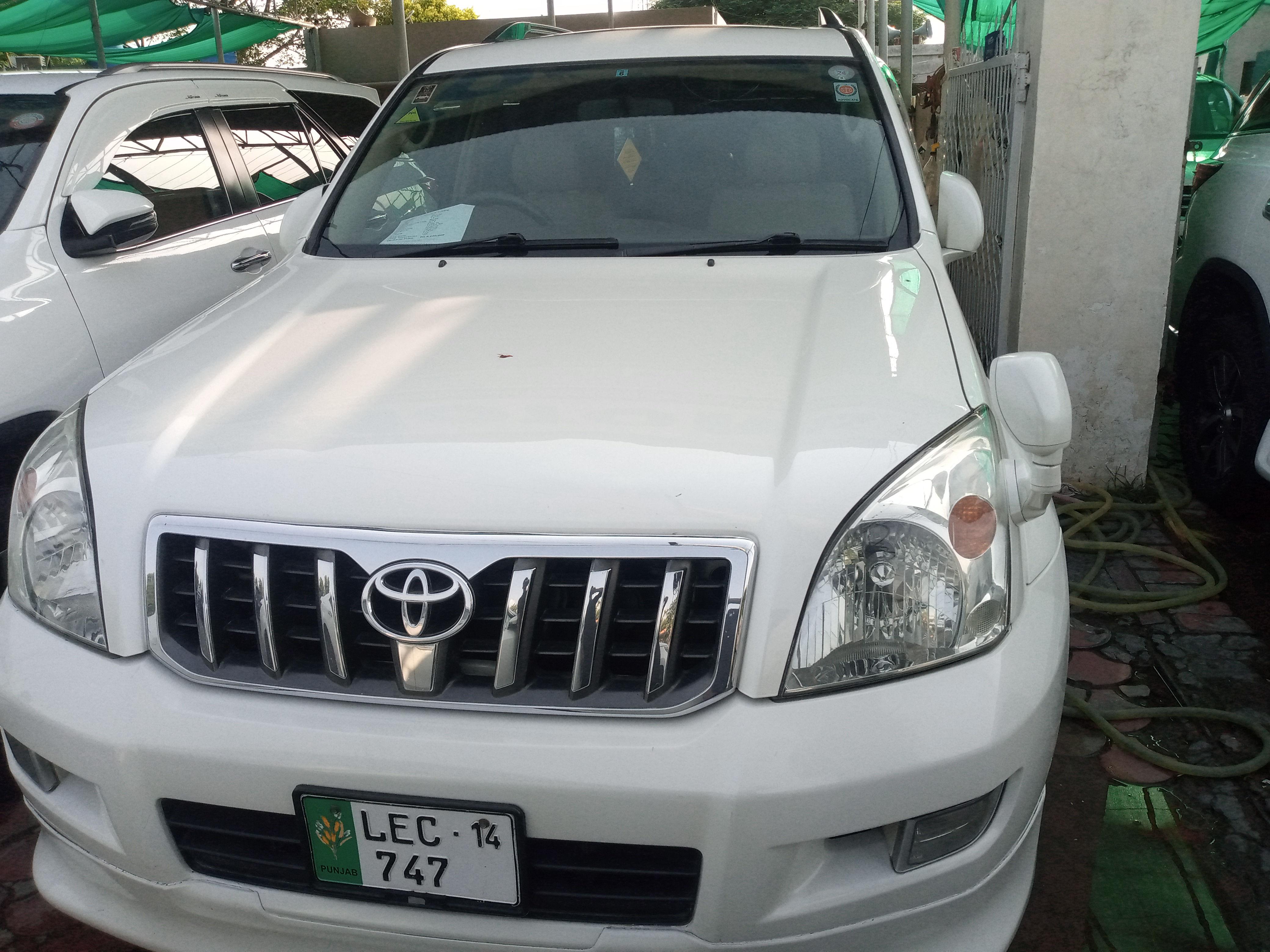 Toyota Prado TX 2014