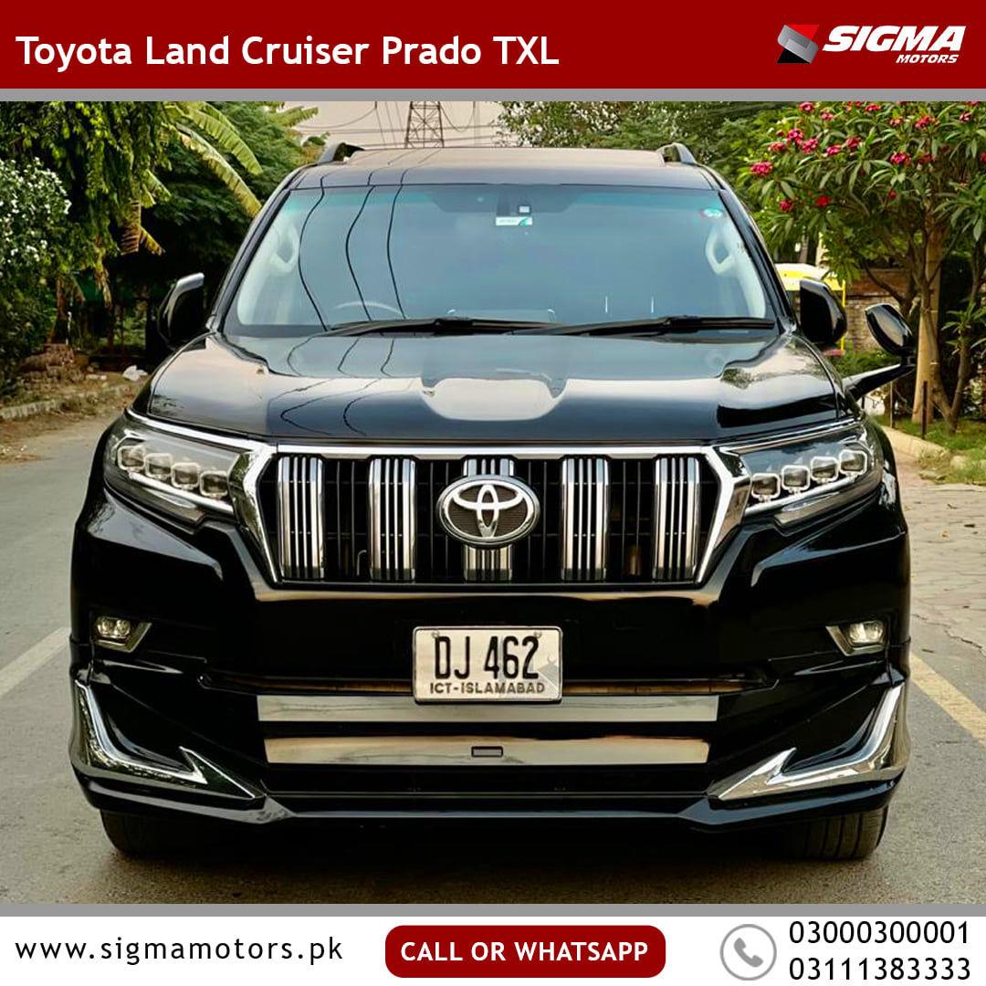 Toyota Prado TX L Package 2.7 2009