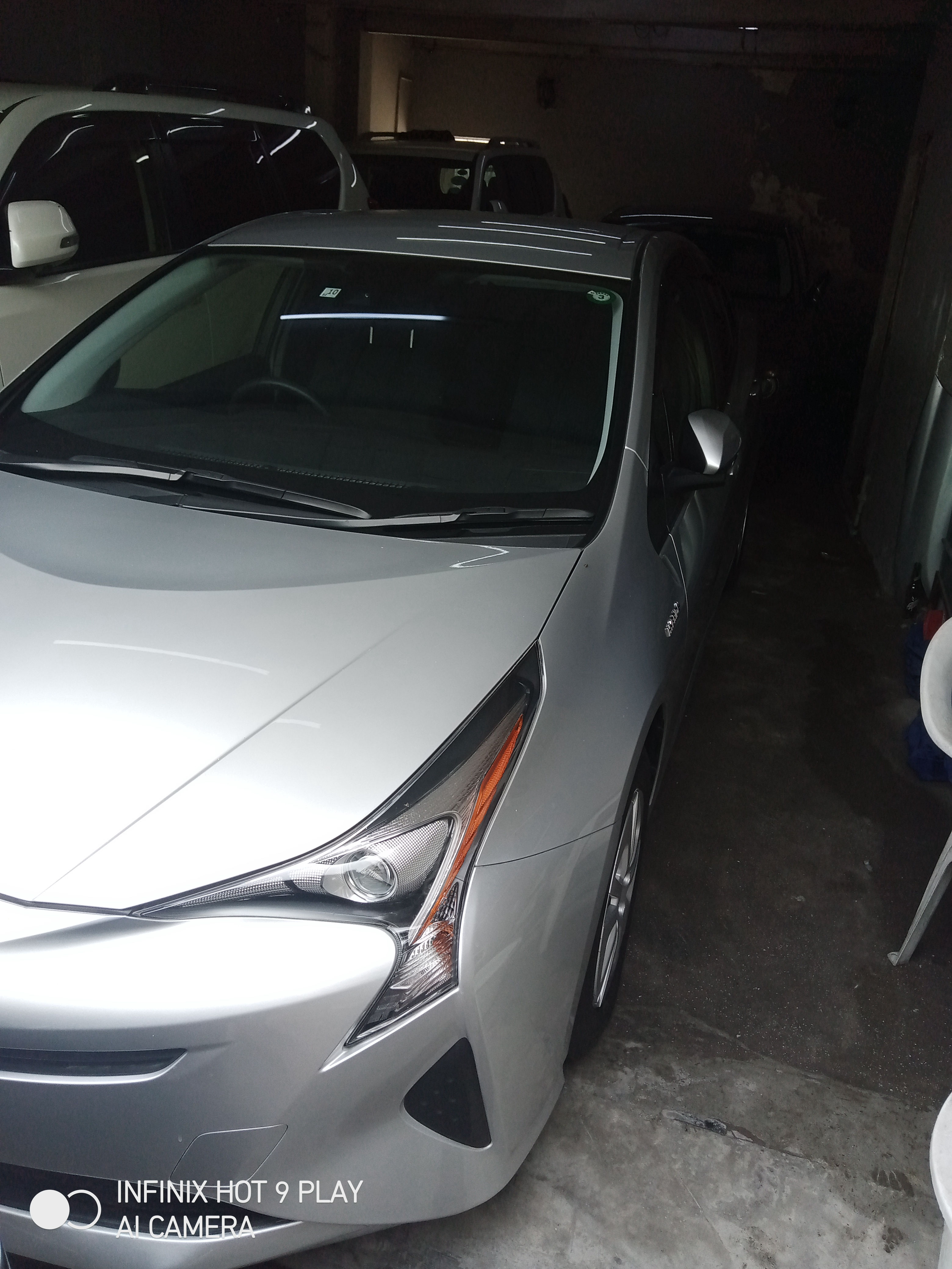Toyota Prius A Premium 2017